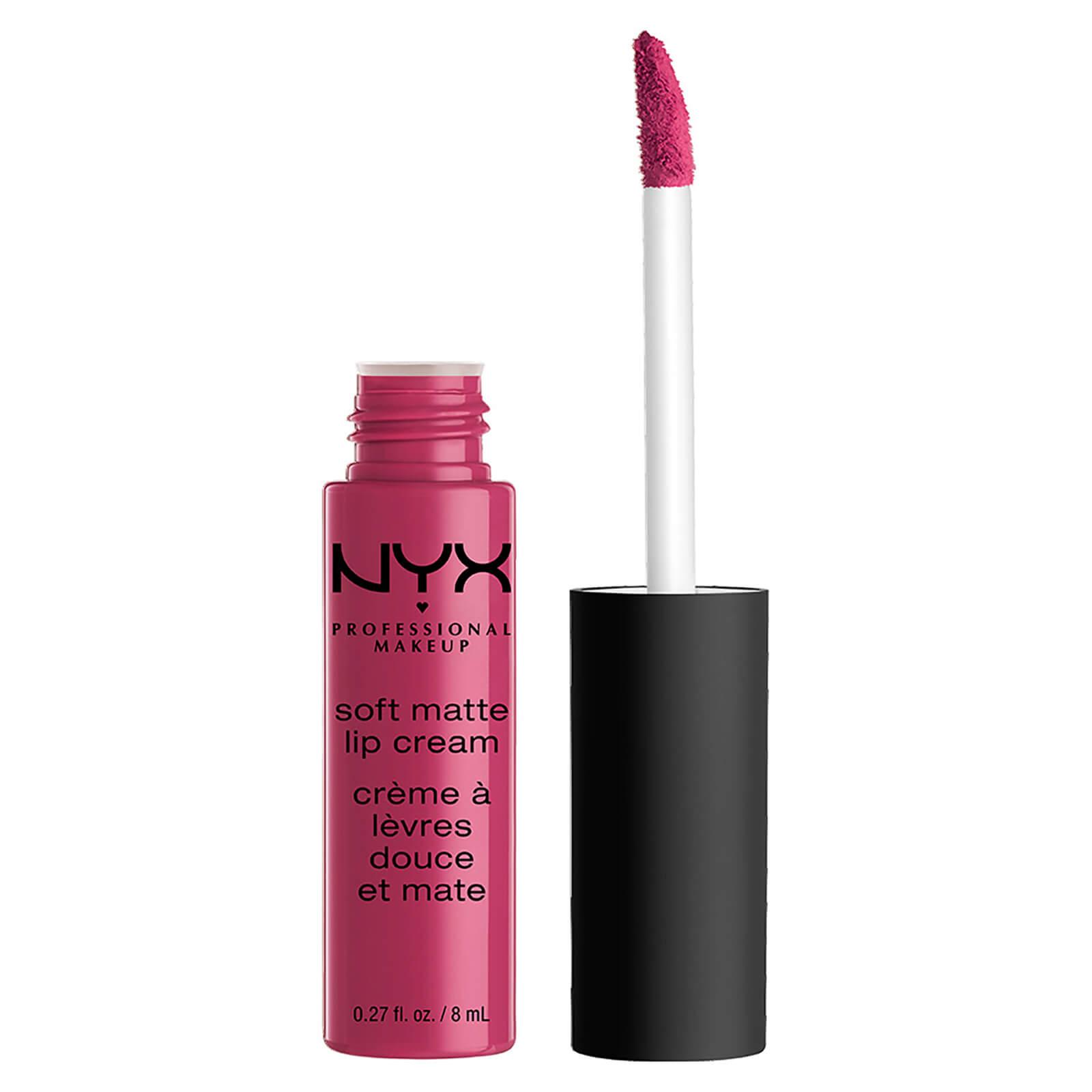 Купить Матовая жидкая помада NYX Professional Makeup Soft Matte Lip Cream (разные оттенки) - Prague