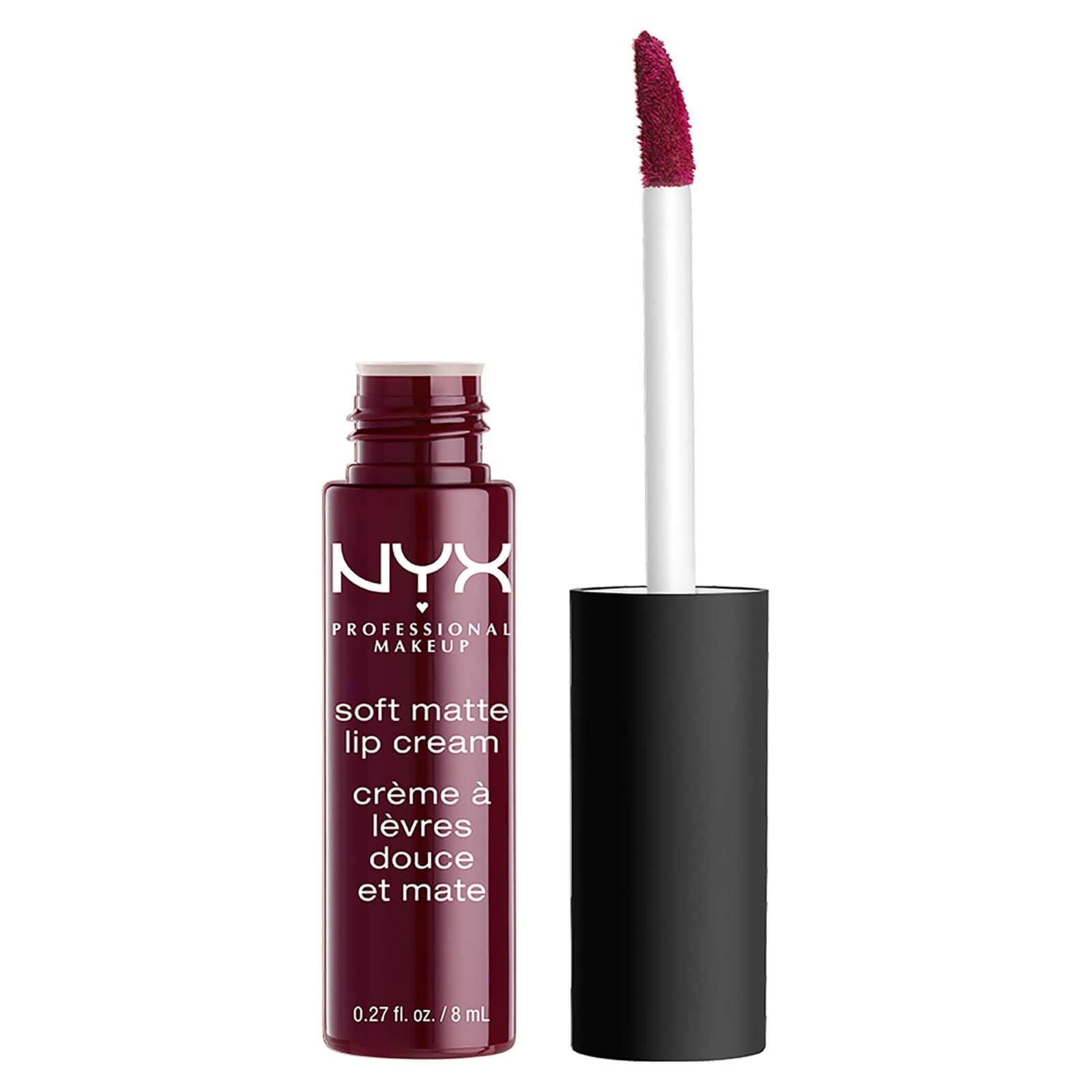 Купить Матовая жидкая помада NYX Professional Makeup Soft Matte Lip Cream (разные оттенки) - Copenhagen