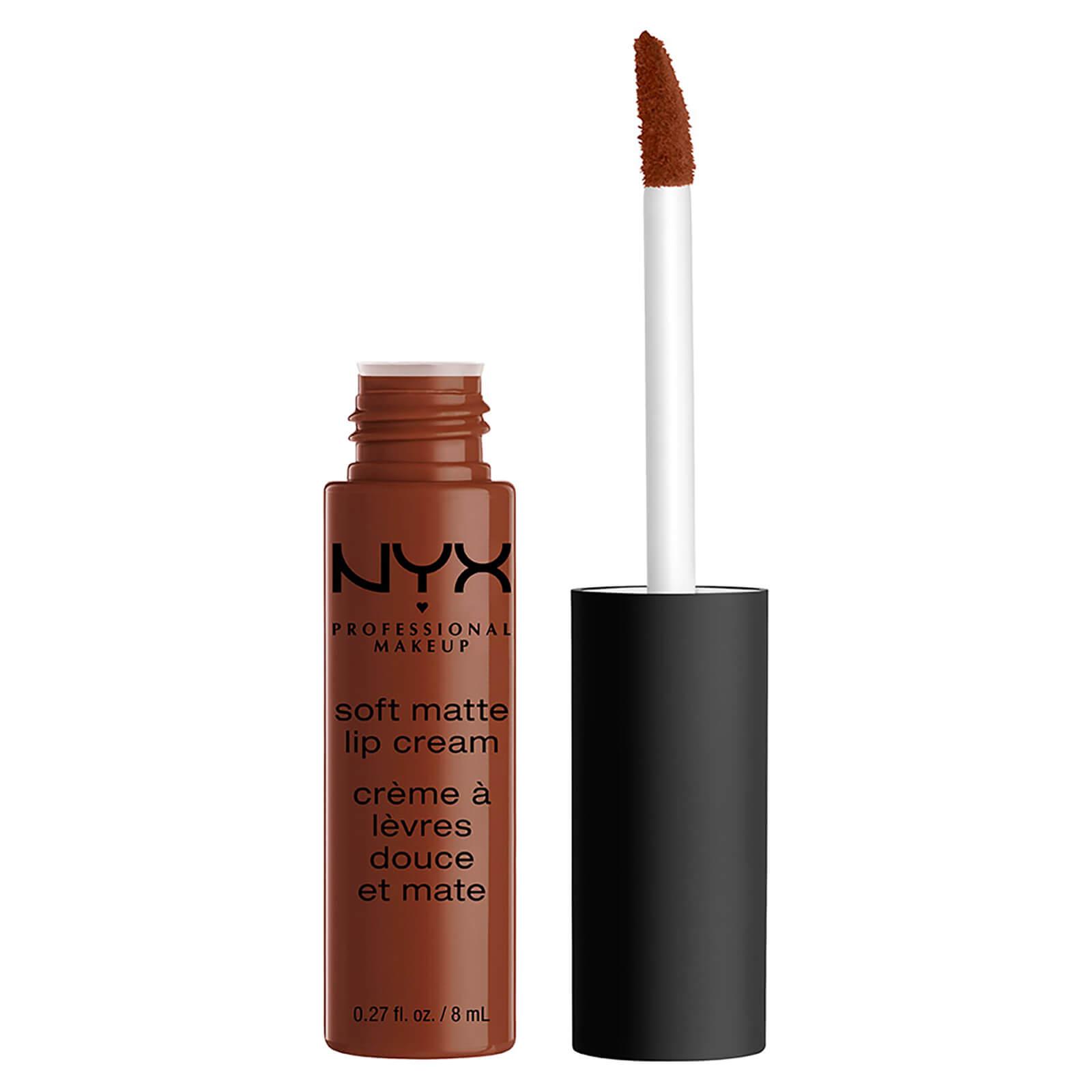 Купить Матовая жидкая помада NYX Professional Makeup Soft Matte Lip Cream (разные оттенки) - Berlin