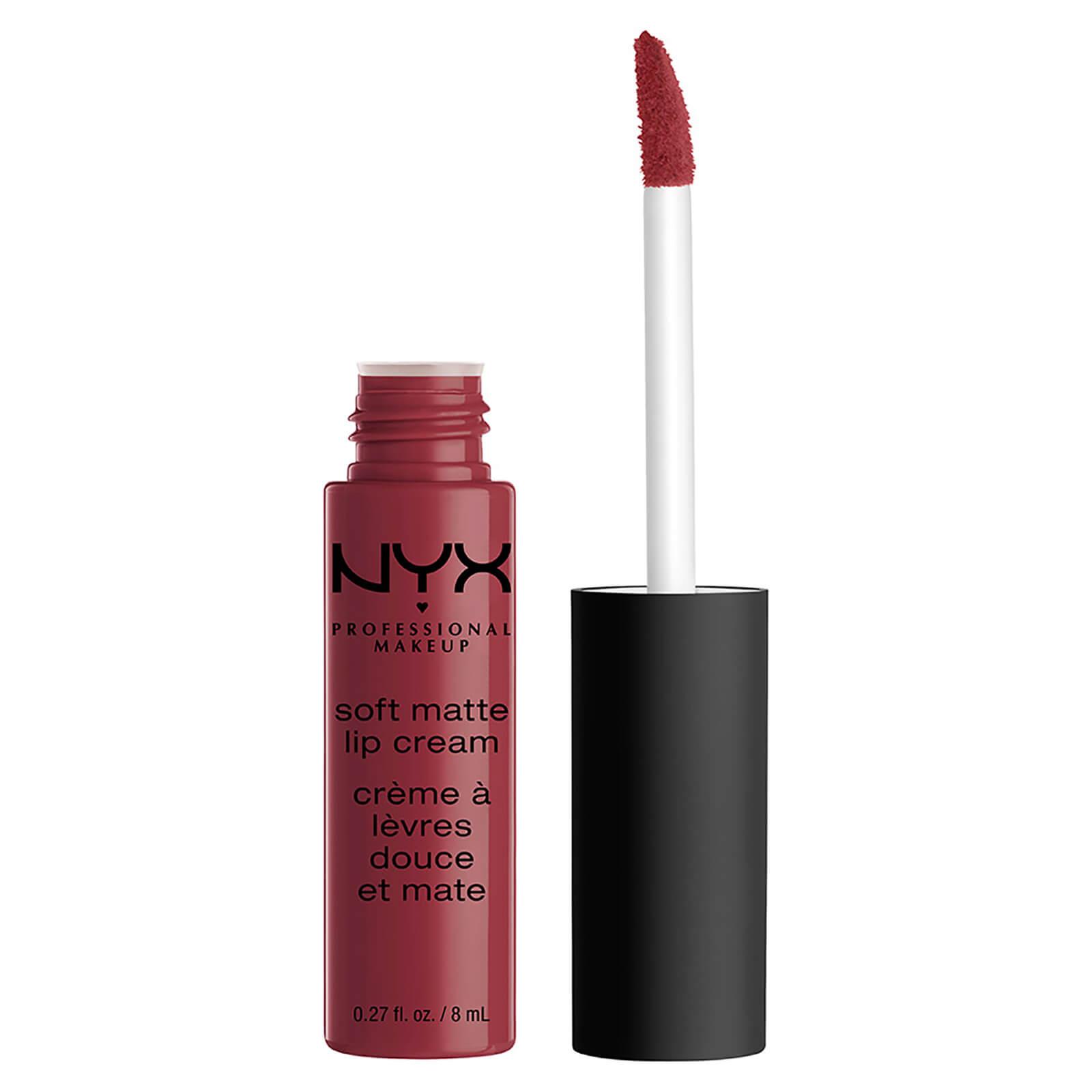 Купить Матовая жидкая помада NYX Professional Makeup Soft Matte Lip Cream (разные оттенки) - Budapest