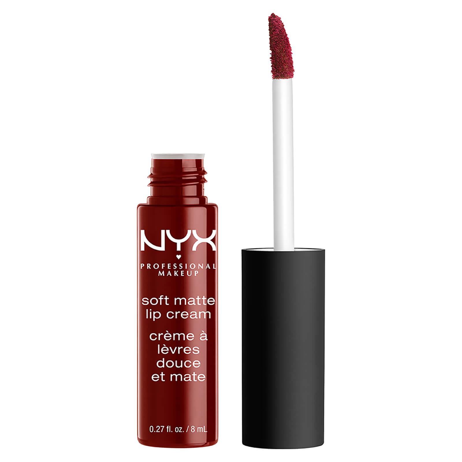 Купить Матовая жидкая помада NYX Professional Makeup Soft Matte Lip Cream (разные оттенки) - Madrid