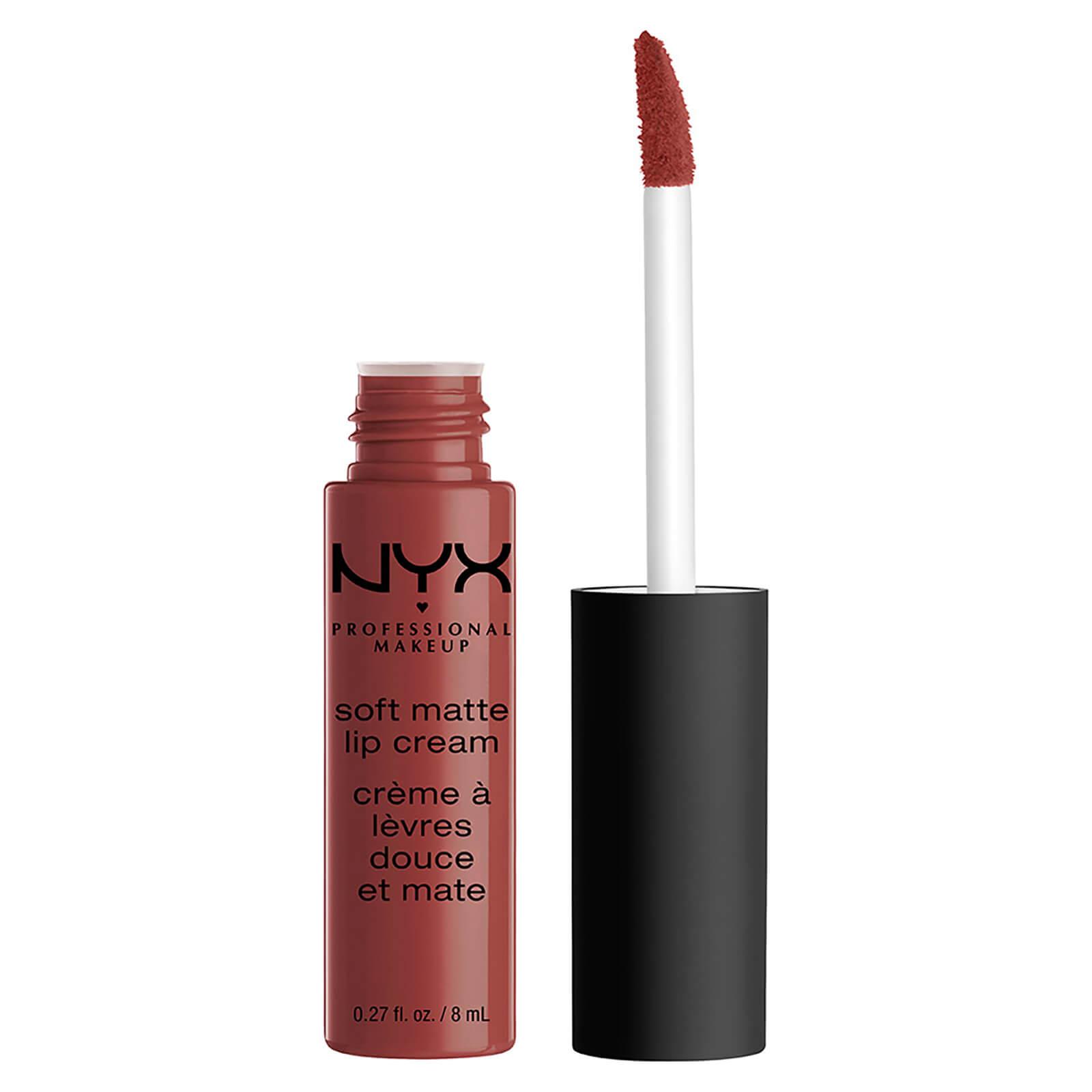 Купить Матовая жидкая помада NYX Professional Makeup Soft Matte Lip Cream (разные оттенки) - Rome