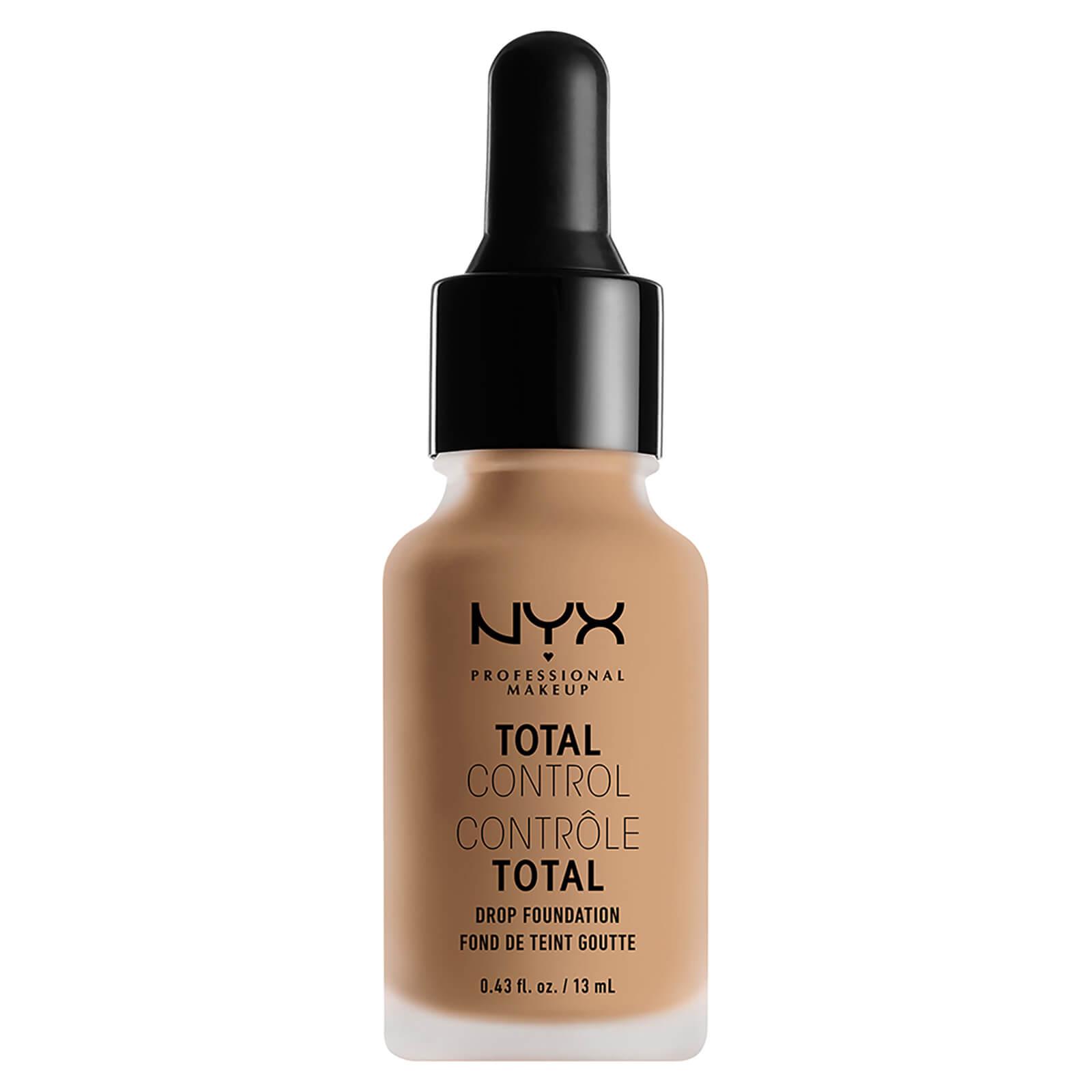 NYX Professional Makeup Total Control Drop Foundation (Various Shades) - Buff