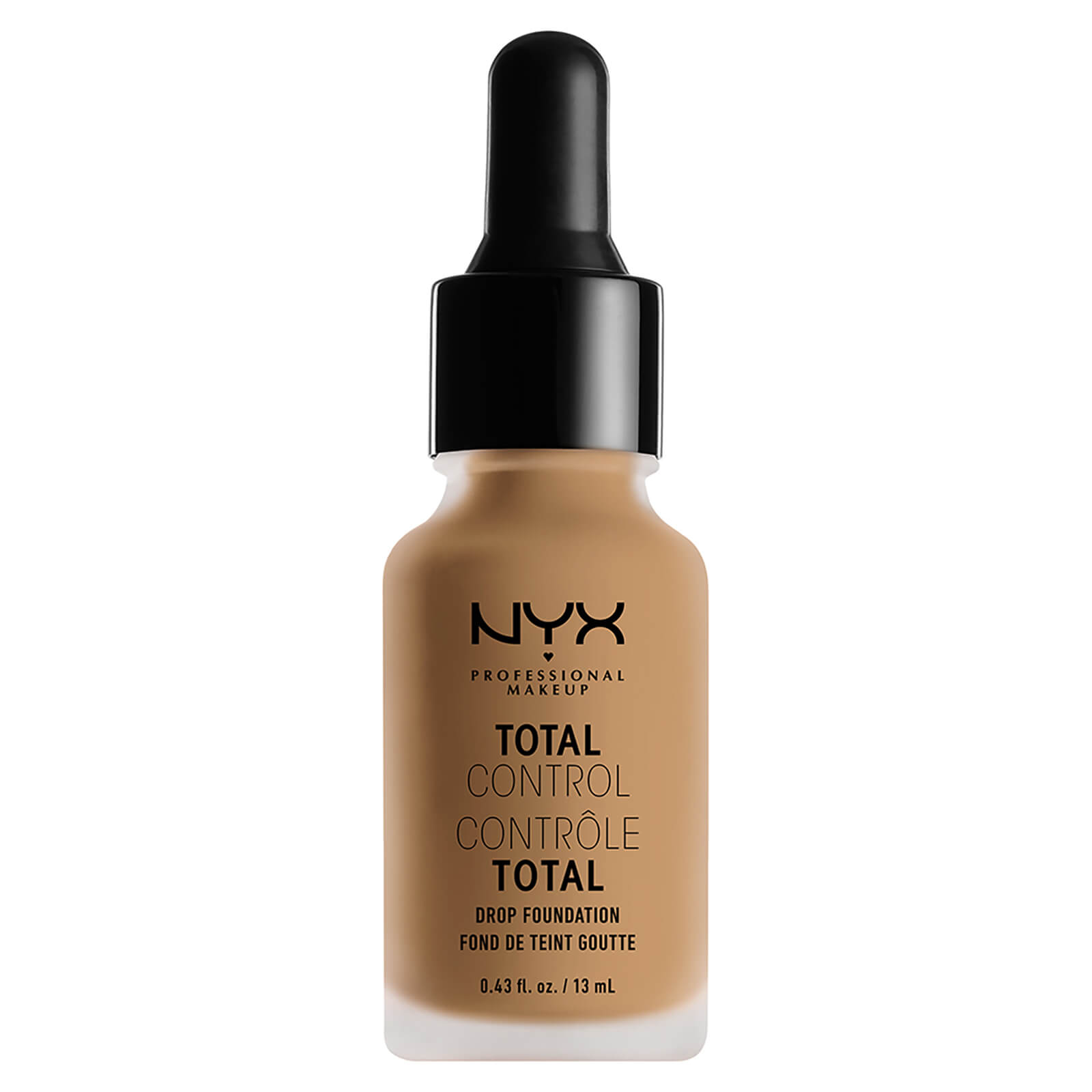 nyx professional makeup total control drop foundation (various shades) - beige