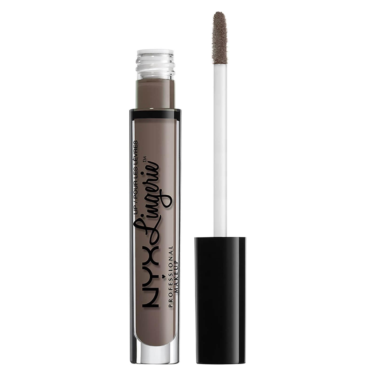 Купить Жидкая помада для губ NYX Professional Makeup Lip Lingerie Liquid Lipstick (разные оттенки) - Scandalous