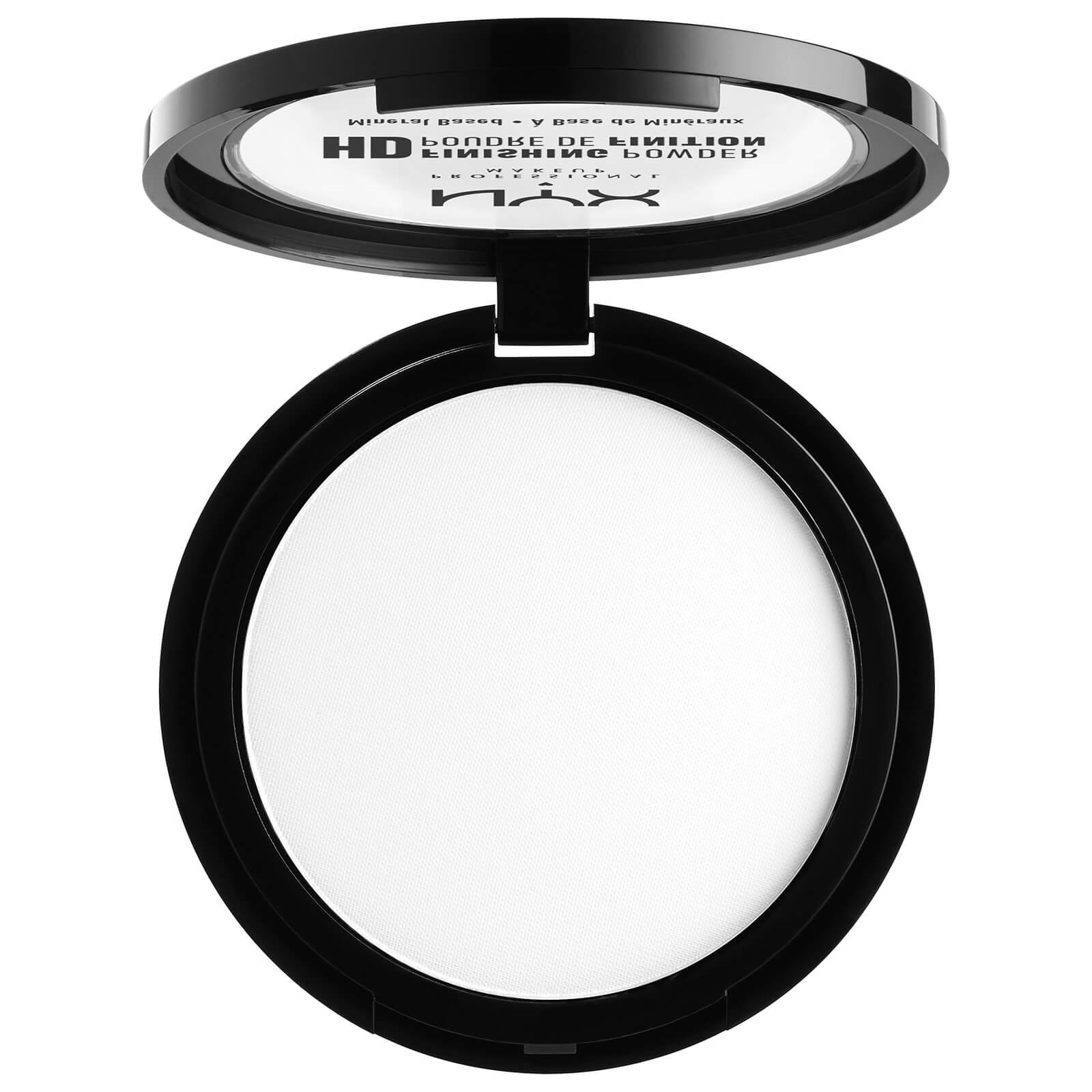 Купить Фиксирующая пудра для лица NYX Professional Makeup High Definition Finishing Powder (различные оттенки) - Translucent