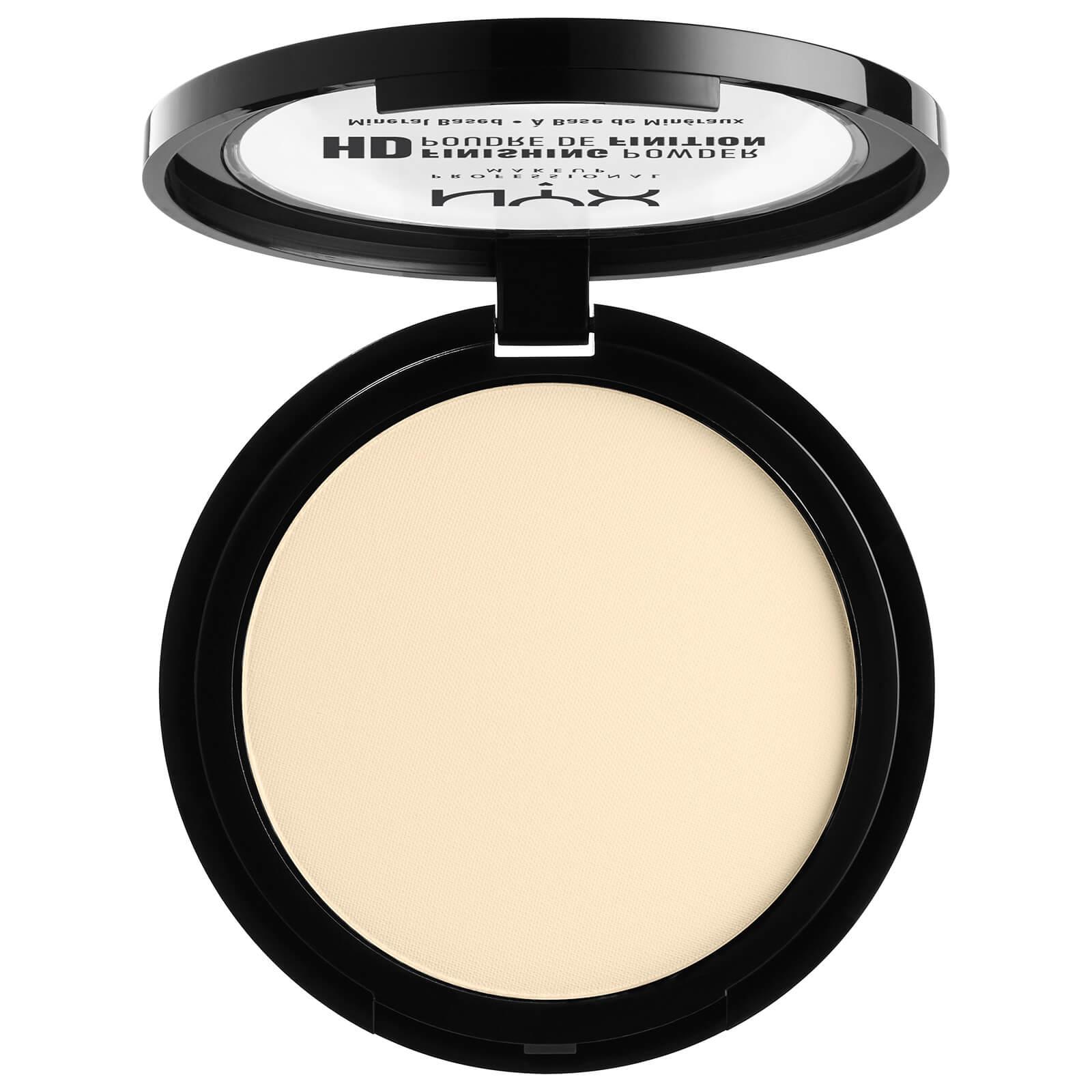 Купить Фиксирующая пудра для лица NYX Professional Makeup High Definition Finishing Powder (различные оттенки) - Banana