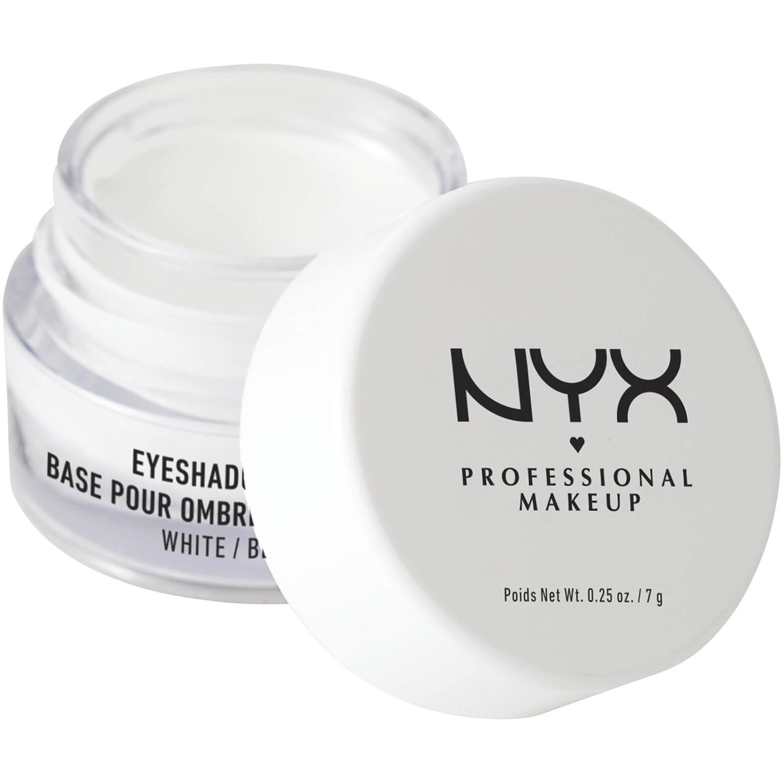 Купить Основа для теней NYX Professional Makeup Eye Shadow Base (различные оттенки) - White