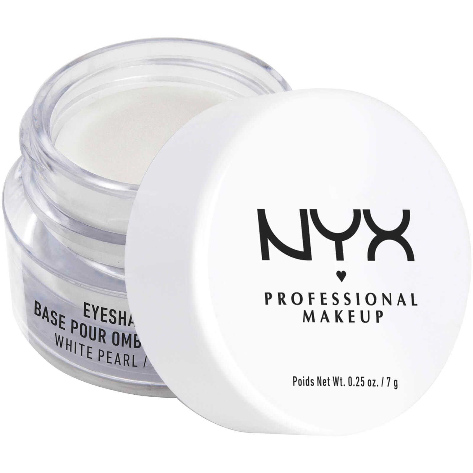 Купить Основа для теней NYX Professional Makeup Eye Shadow Base (различные оттенки) - White Pearl