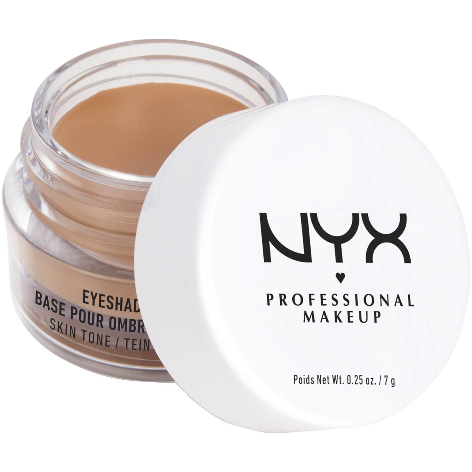 Купить Основа для теней NYX Professional Makeup Eye Shadow Base (различные оттенки) - Skin Tone