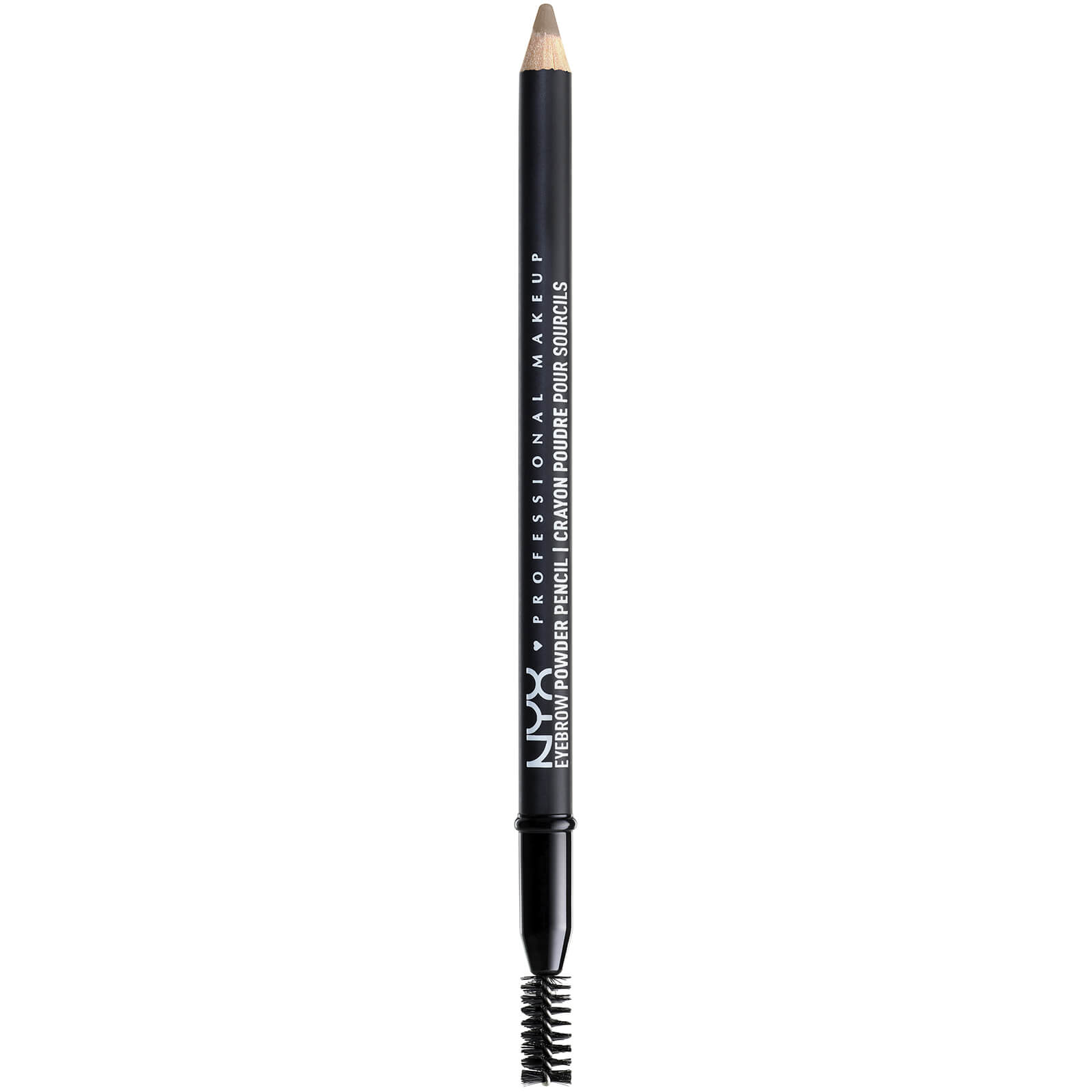 NYX Professional Makeup Eyebrow Powder Pencil (Various Shades) - Soft Brown