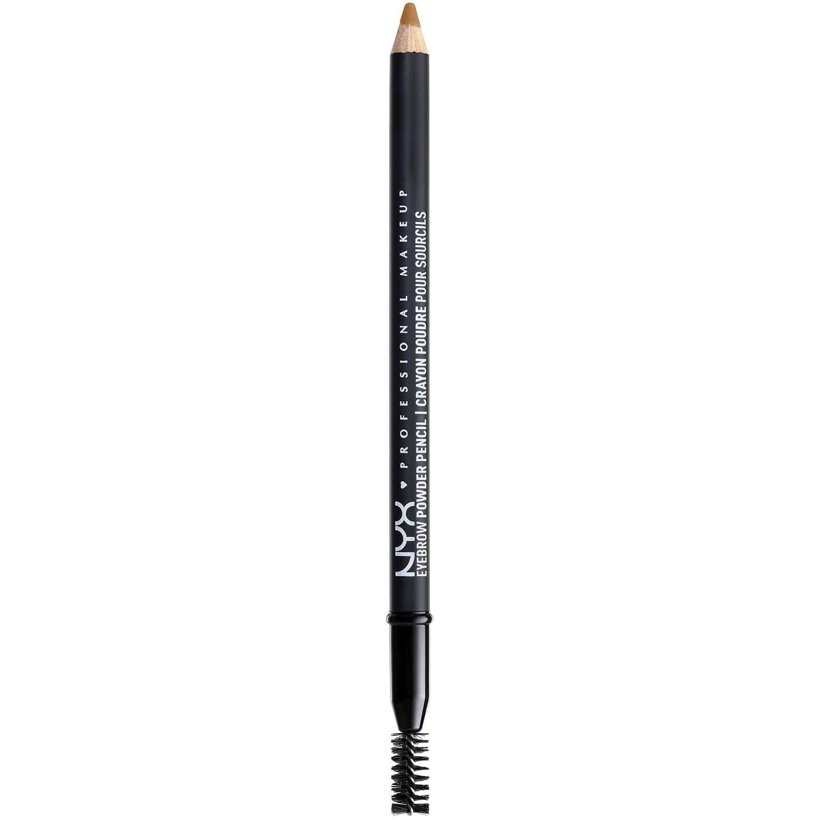 Купить Пудровый карандаш для бровей NYX Professional Makeup Eyebrow Powder Pencil (различные оттенки) - Caramel