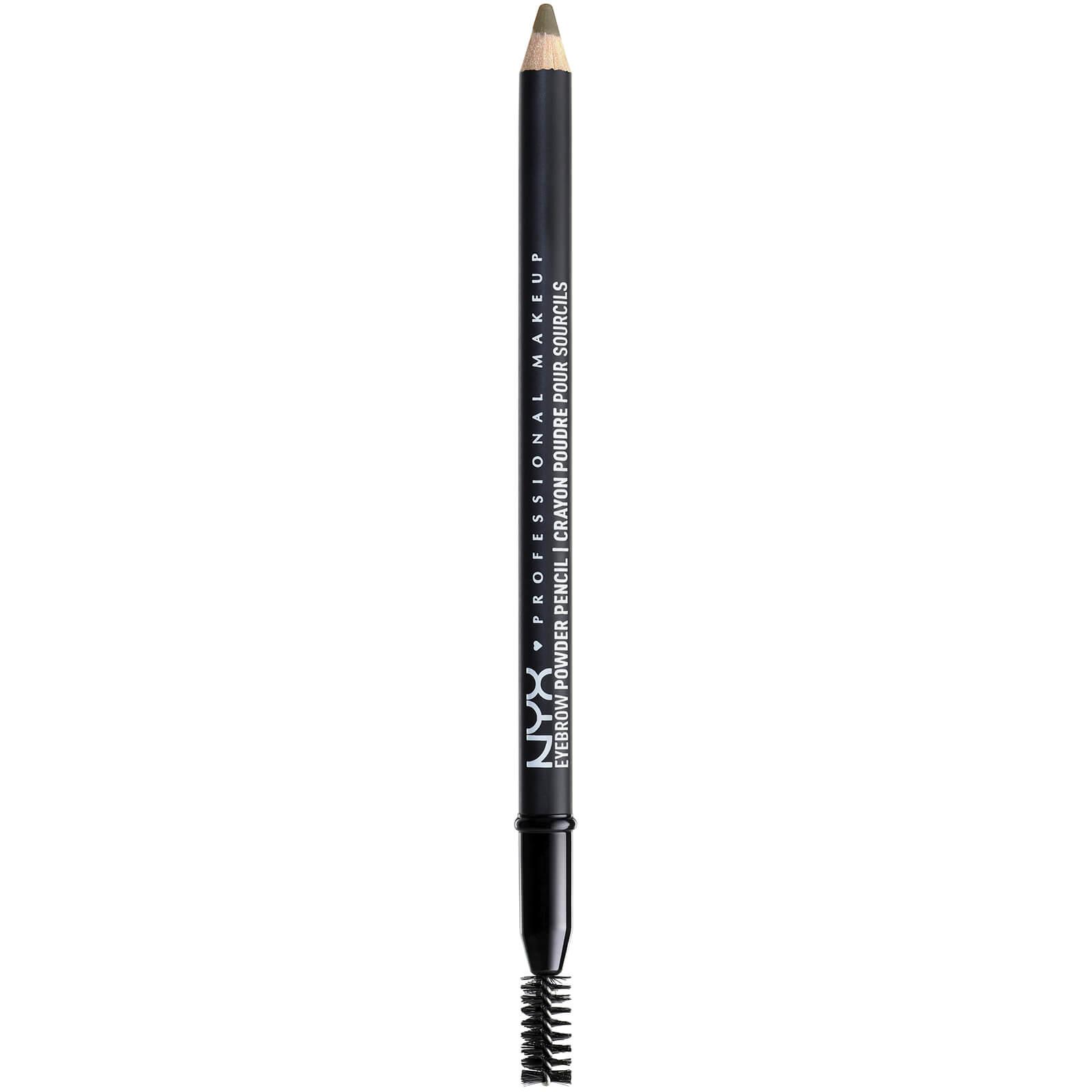 Купить Пудровый карандаш для бровей NYX Professional Makeup Eyebrow Powder Pencil (различные оттенки) - Brunette