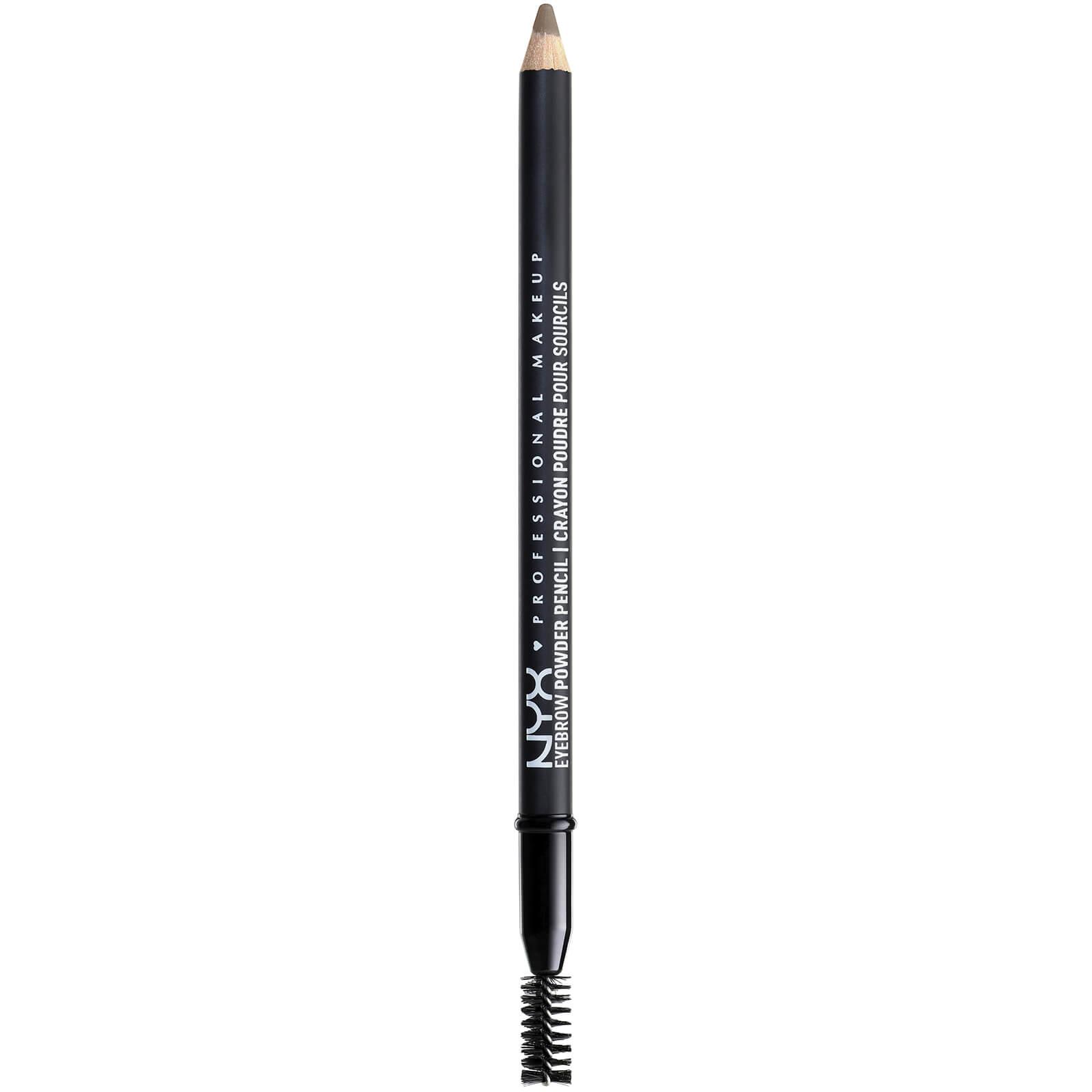 Купить Пудровый карандаш для бровей NYX Professional Makeup Eyebrow Powder Pencil (различные оттенки) - Ash Brown