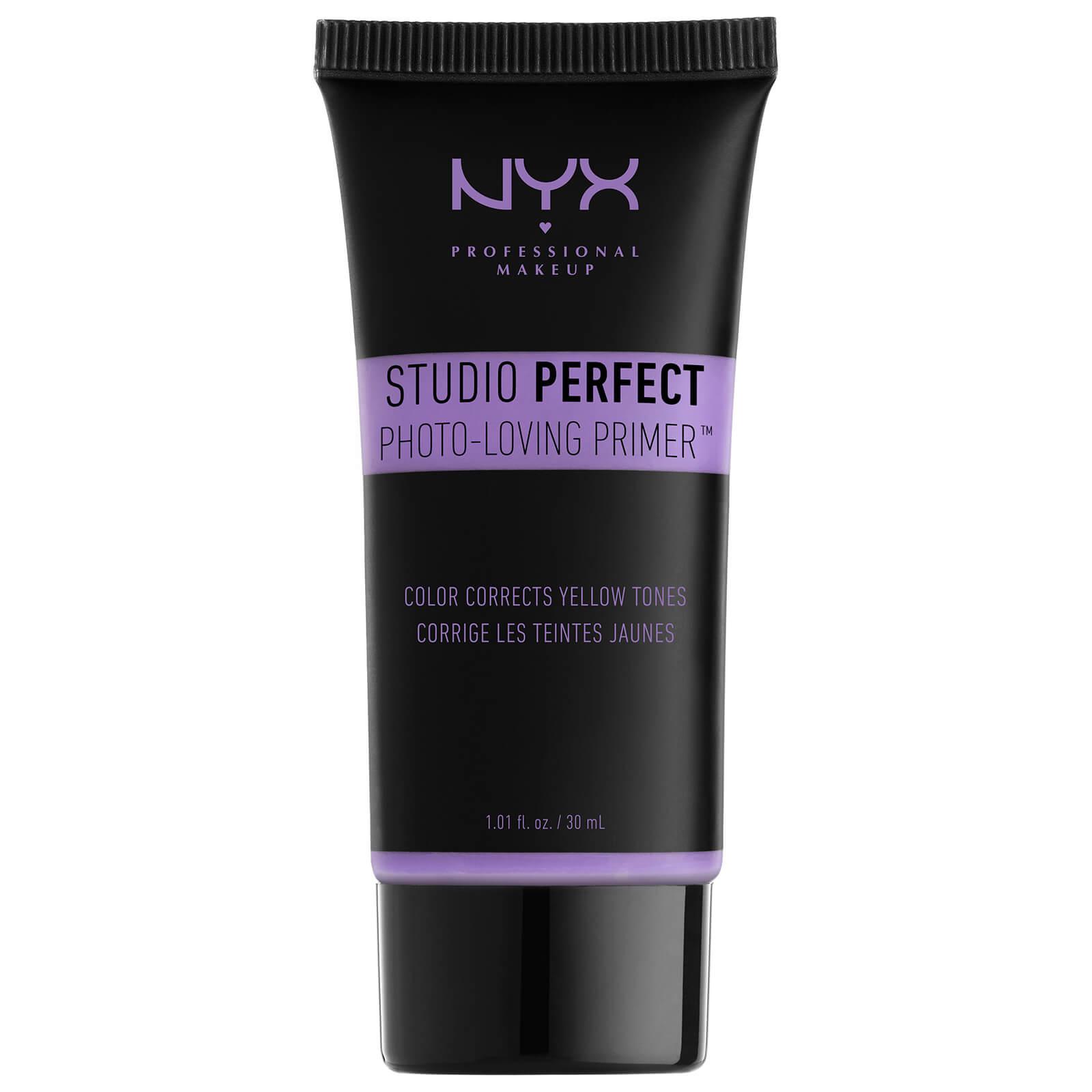 NYX Professional Makeup Studio Perfect Primer (Various Shades) - Lavender