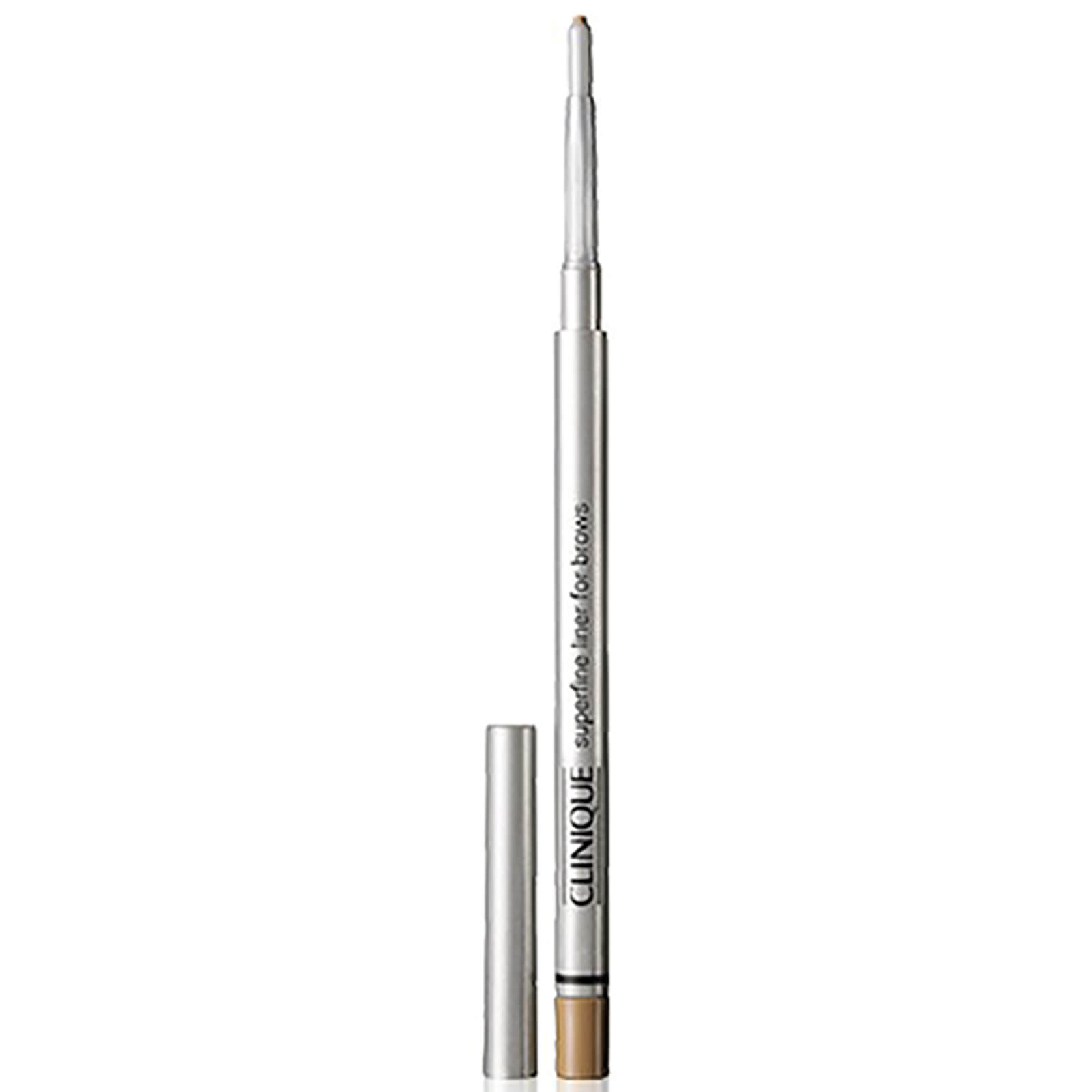 Clinique Super Fine Liner for Brows (Various Shades) - Soft Brown
