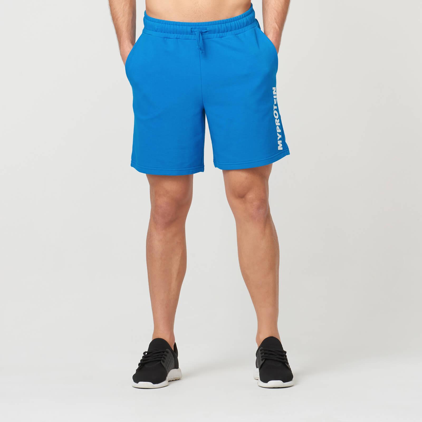 Myprotein Logo Shorts - XS - Blå