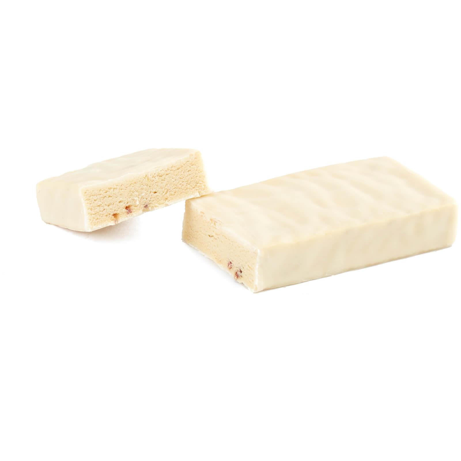 Barre protéinée allégée (Échantillon) - 45g - White Chocolate and Raspberry