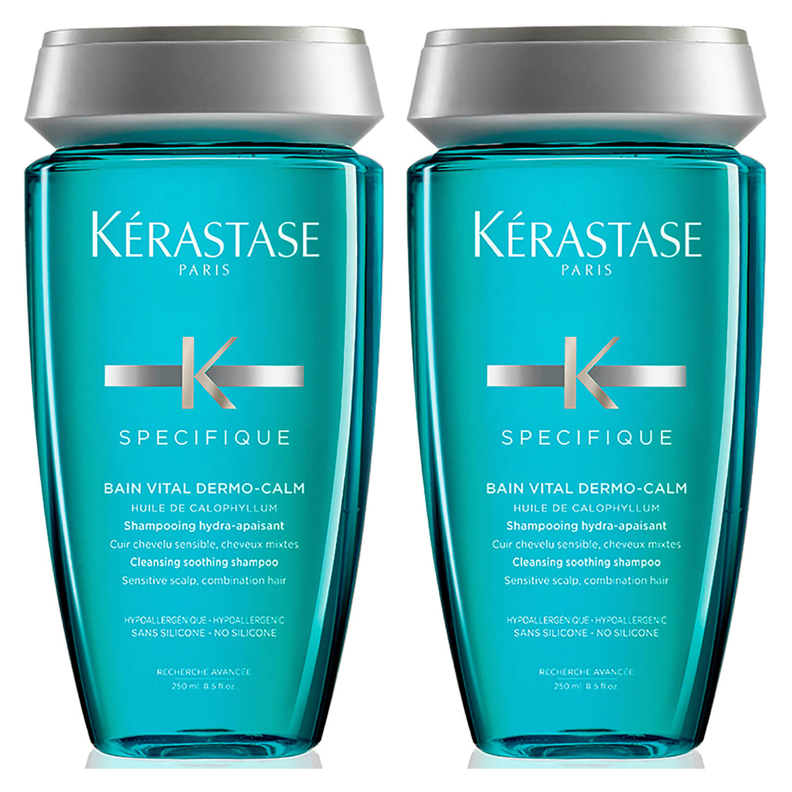 Kérastase Specifique Dermo-Calm Bain Vital Shampoo 250ml Duo