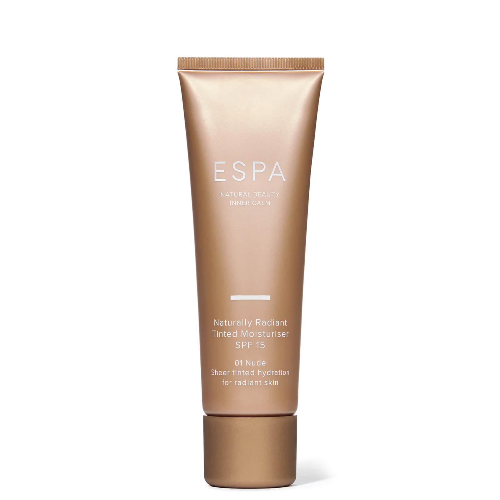 ESPA Tinted Moisturiser SPF 15 - Nude