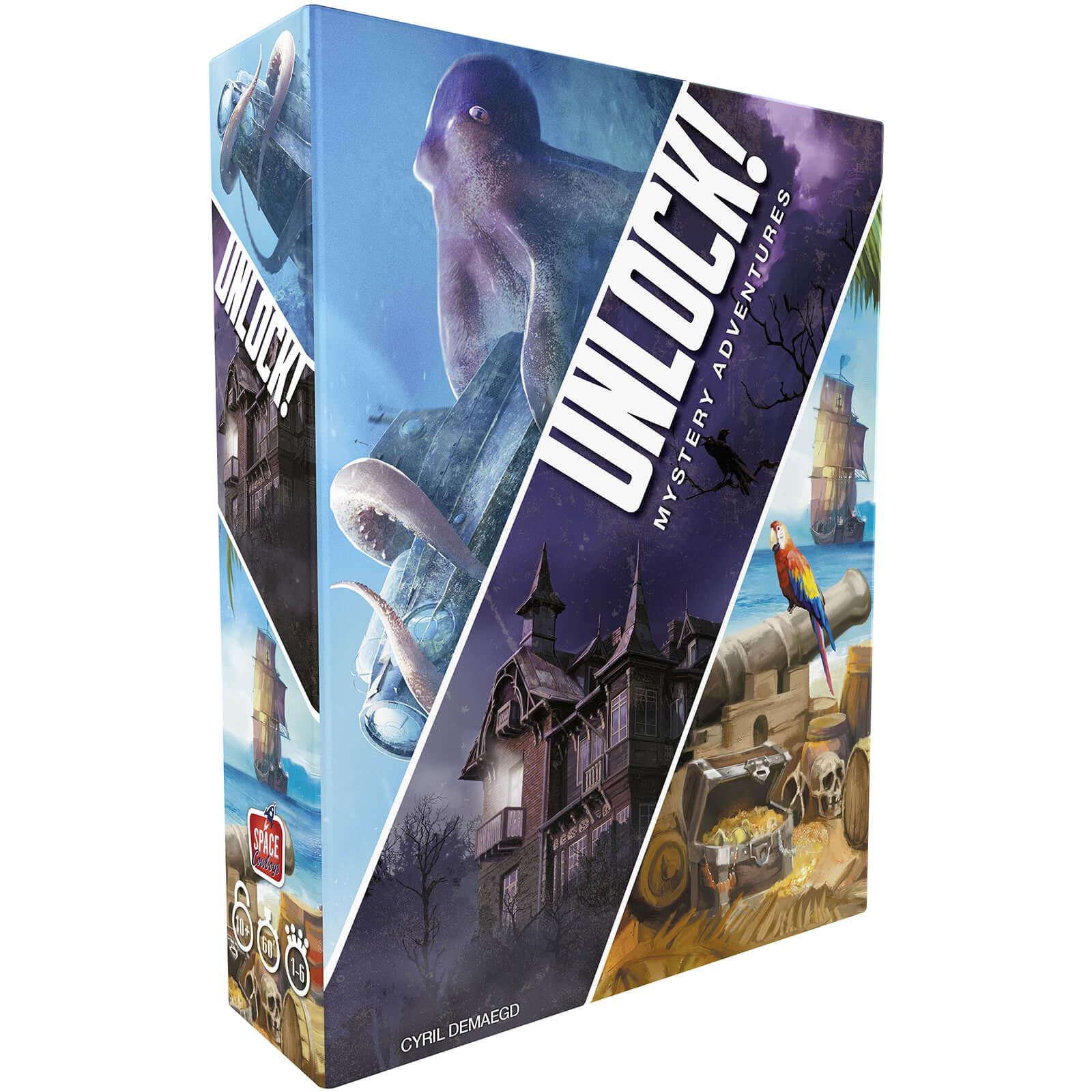 Image of Unlock 2! Game