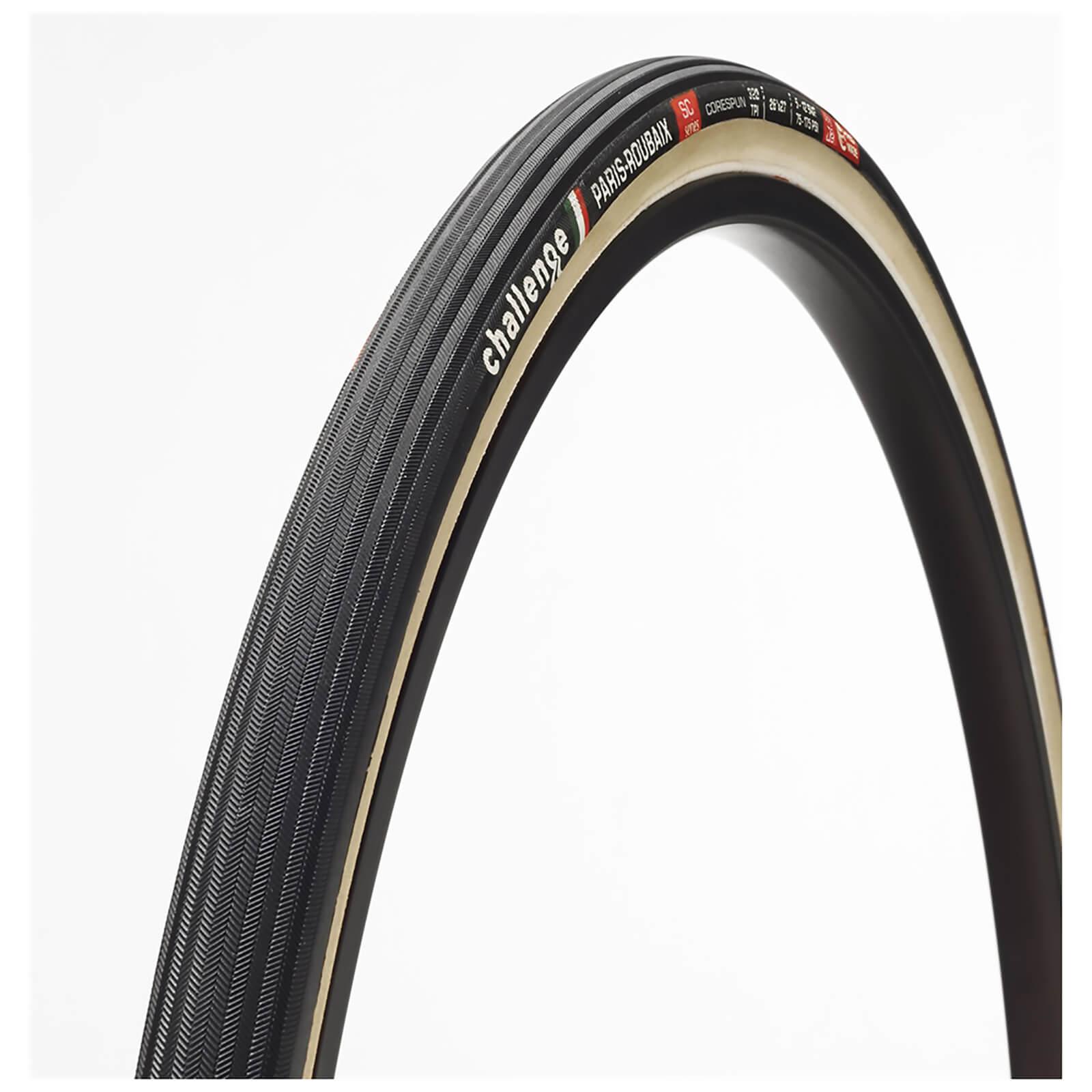 Challenge Paris Roubaix SC S 320 TPI Clincher Road Tyre - 700c x 27mm