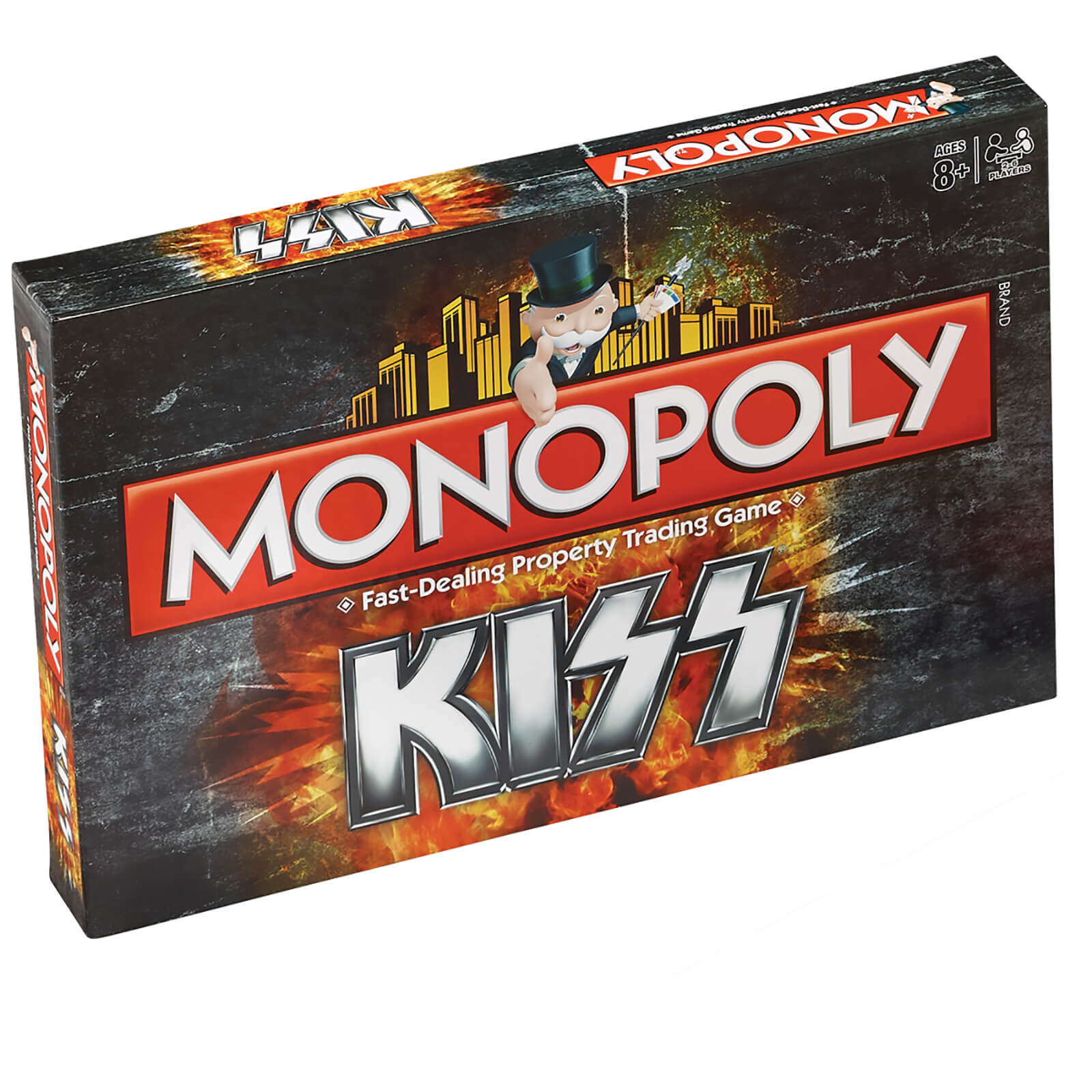 Image of Monopoly - KISS Edition