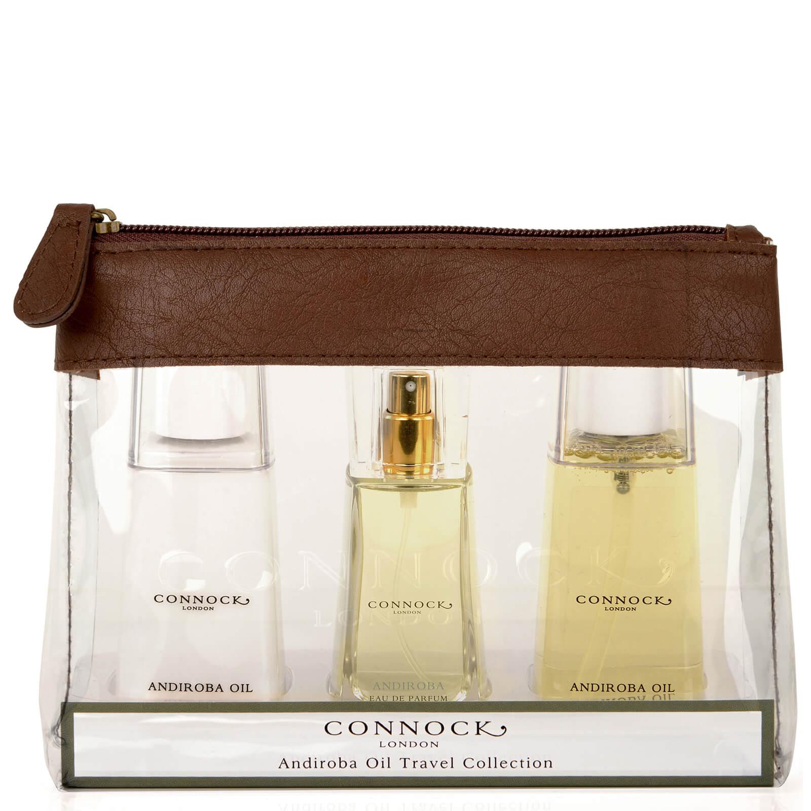 Connock London Andiroba Oil Travel Collection
