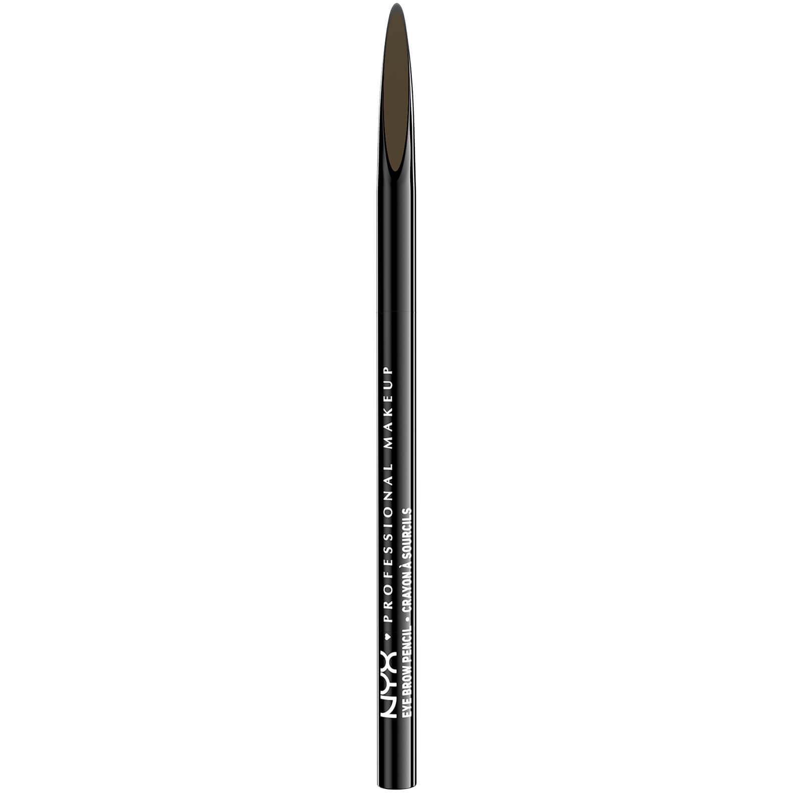 Купить Точечный карандаш для бровей NYX Professional Makeup Precision Brow Pencil (различные оттенки) - Black
