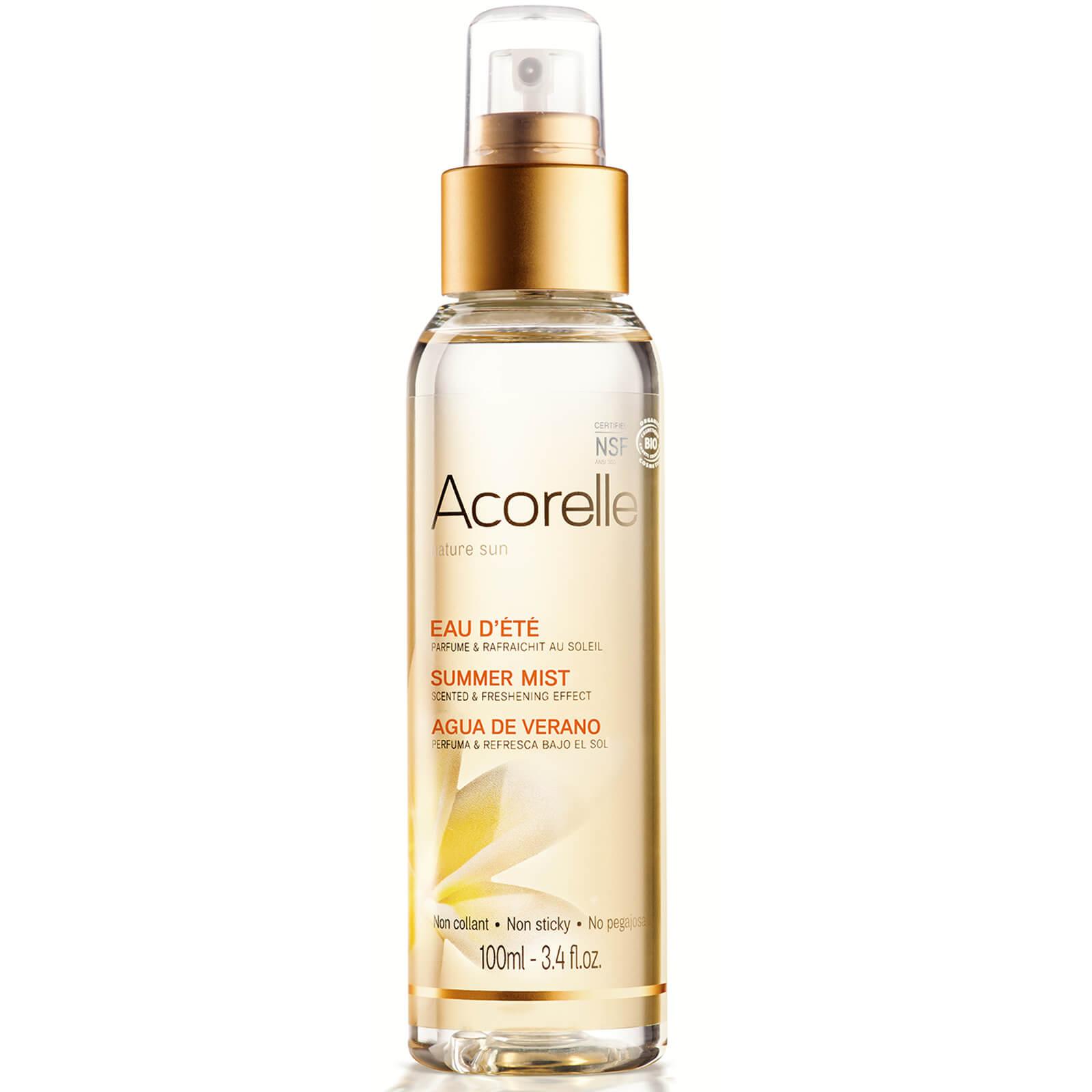 Купить Мист для тела с ароматом цитрусовых, жасмина и гвоздики Acorelle Summer Mist Body Perfume— 100мл