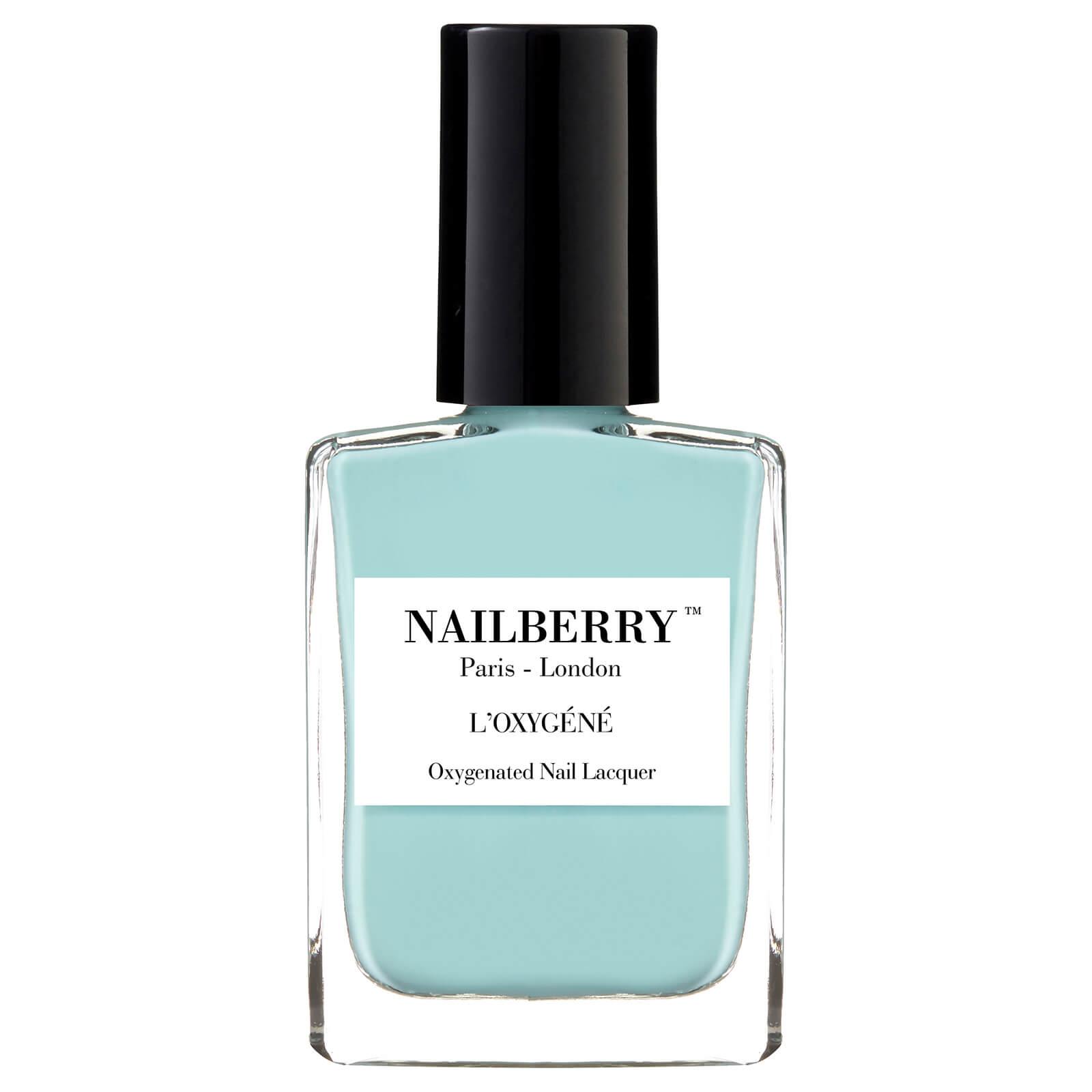 Купить Лак для ногтей Nailberry L'Oxygene Nail Lacquer Baby Blue