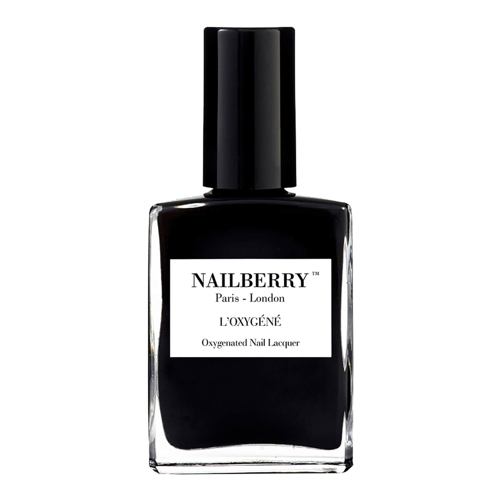 Купить Лак для ногтей Nailberry L'Oxygene Nail Lacquer Black Berry