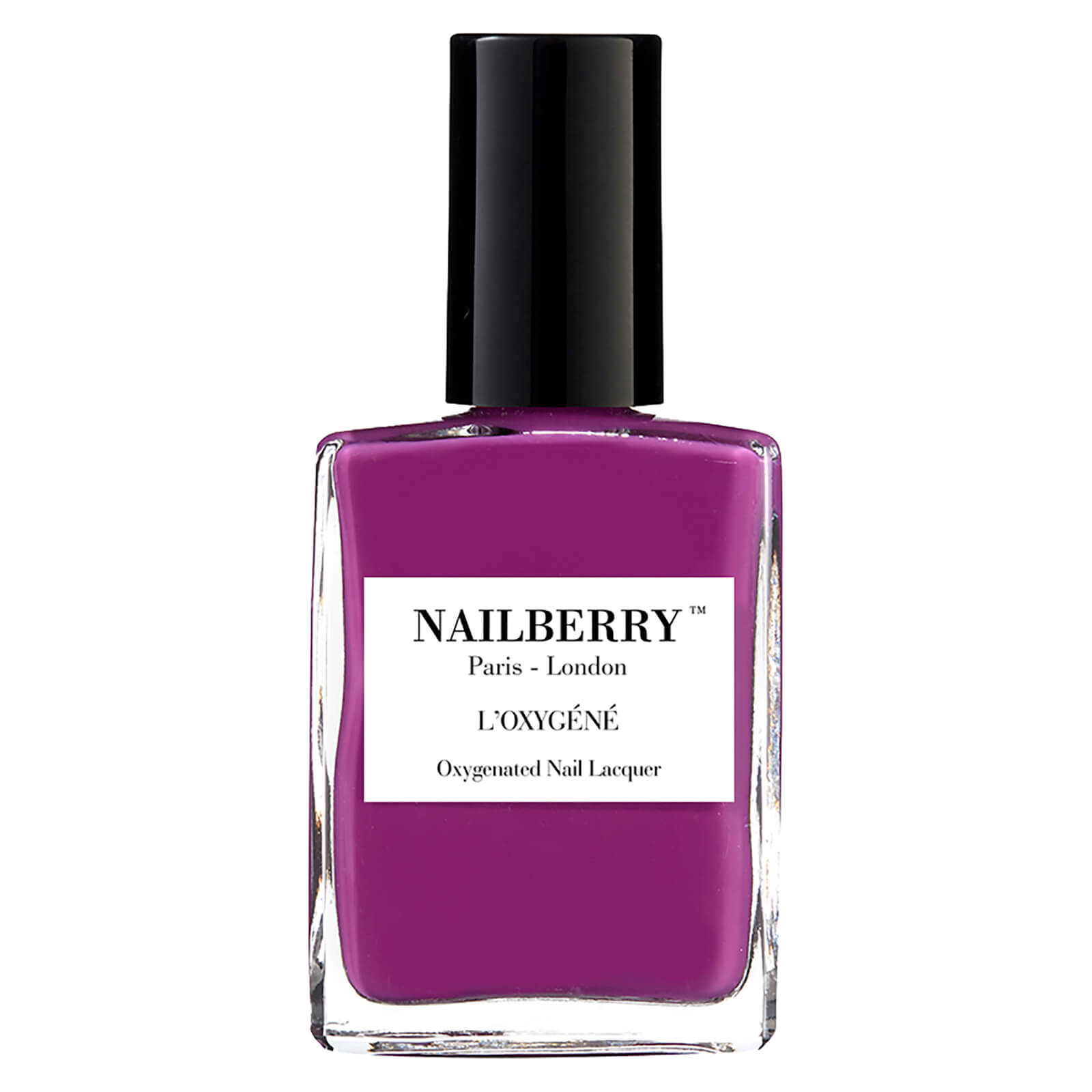 Nailberry L'Oxygene Nail Lacquer Extravagant
