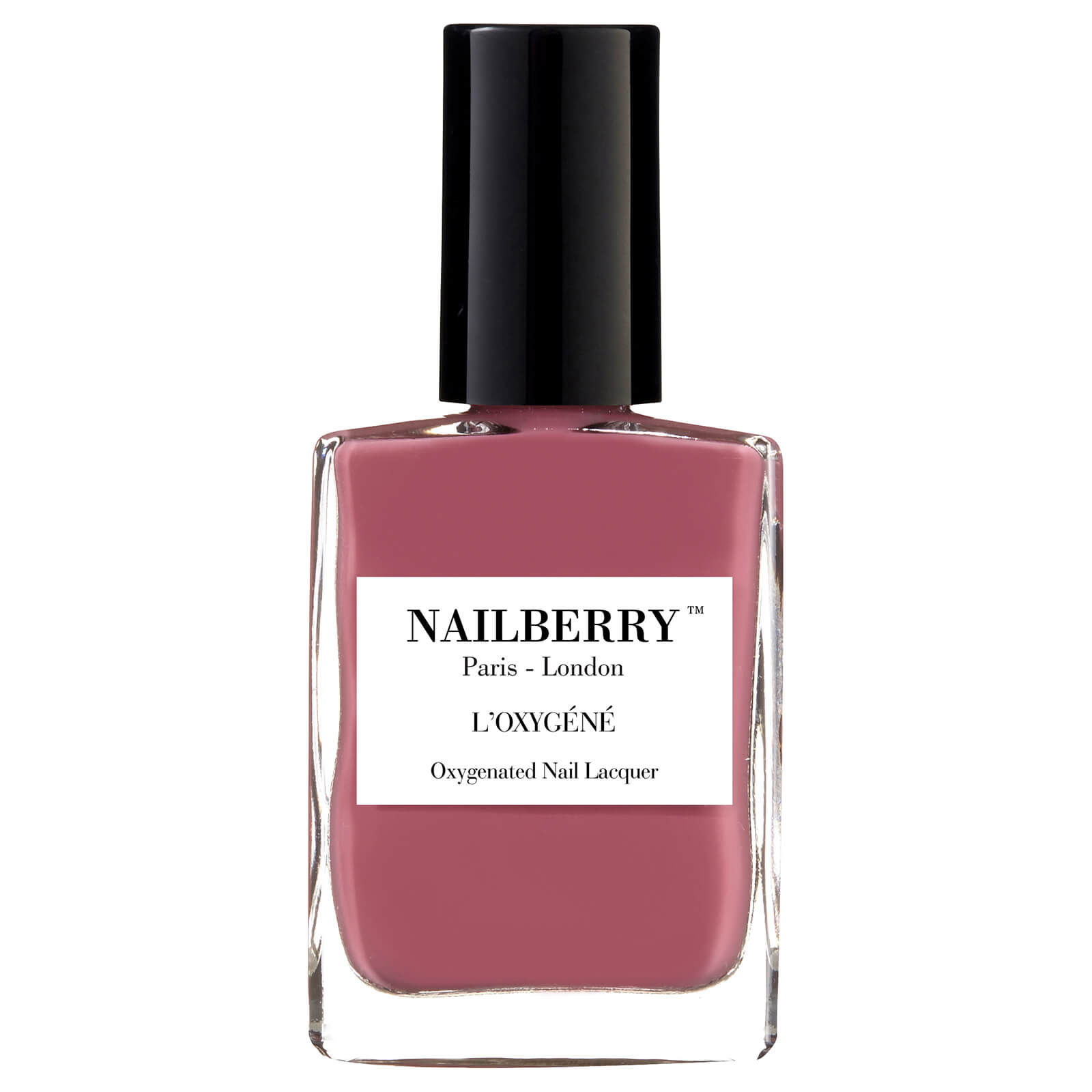 Nailberry L'Oxygene Nail Lacquer Fashionista