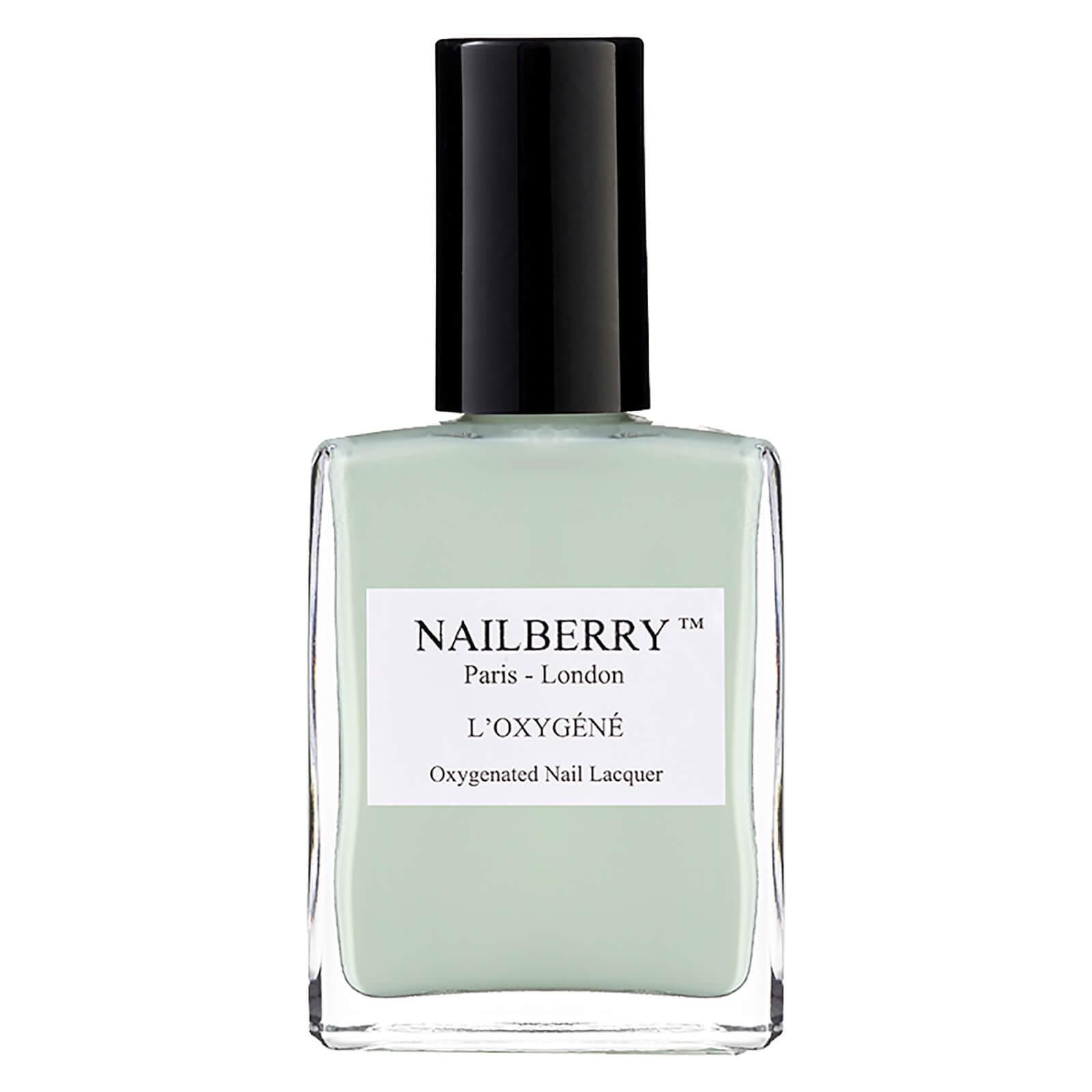 Vernis à ongles L'Oxygéné Nailberry– Minty Fresh