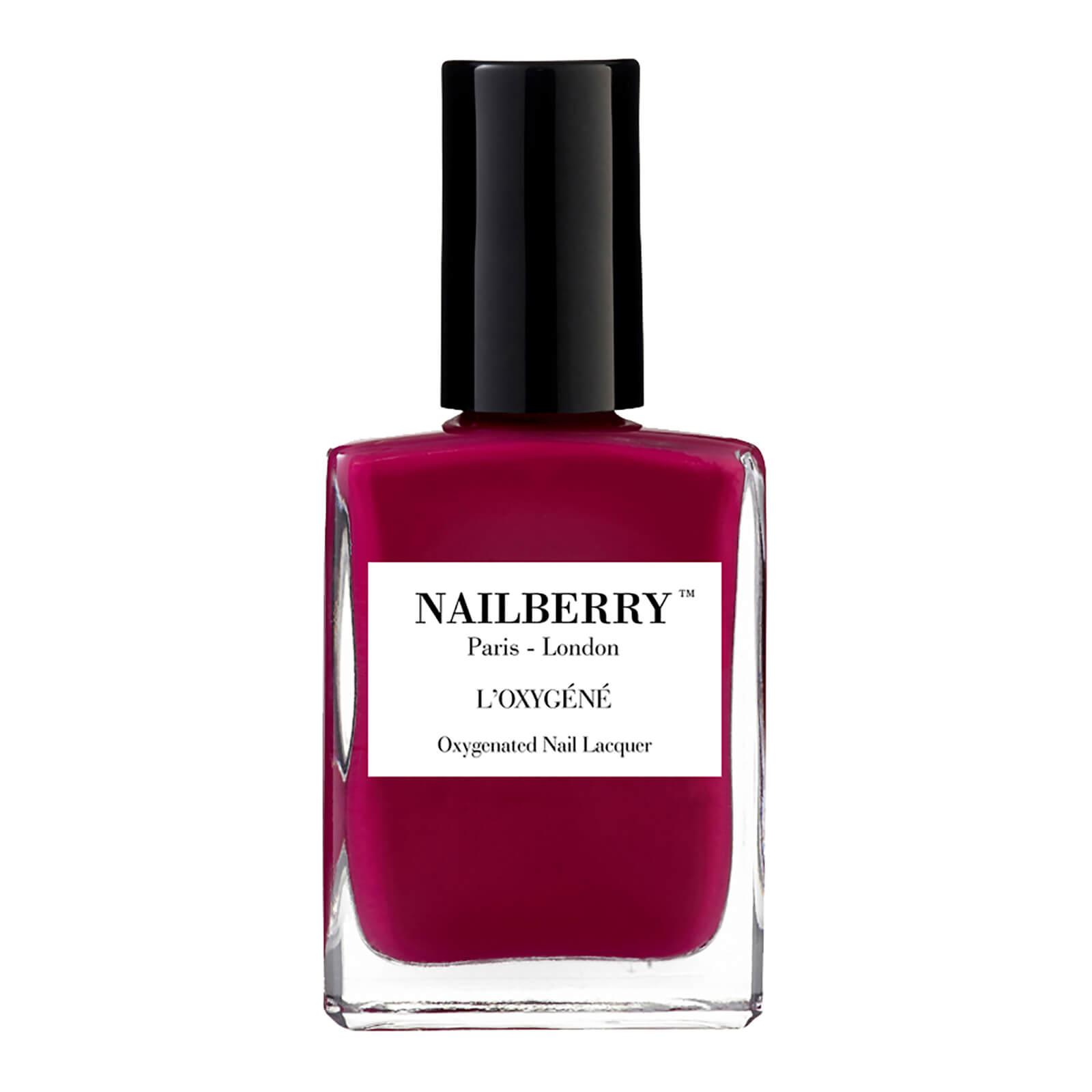 Купить Лак для ногтей Nailberry L'Oxygene Nail Lacquer Raspberry