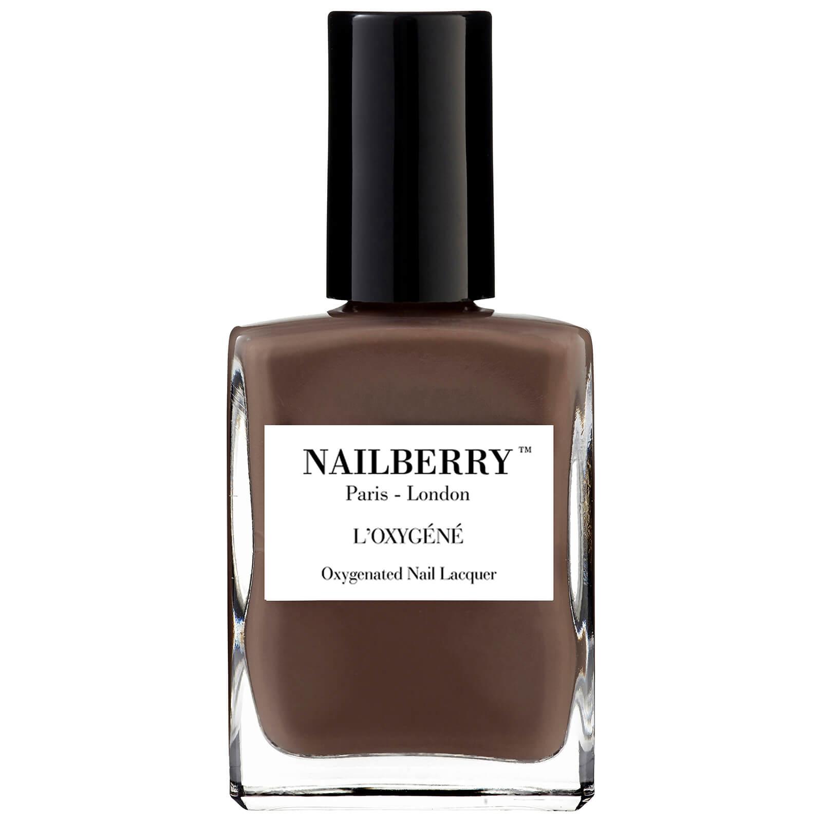 Купить Лак для ногтей Nailberry L'Oxygene Nail Lacquer Taupe La
