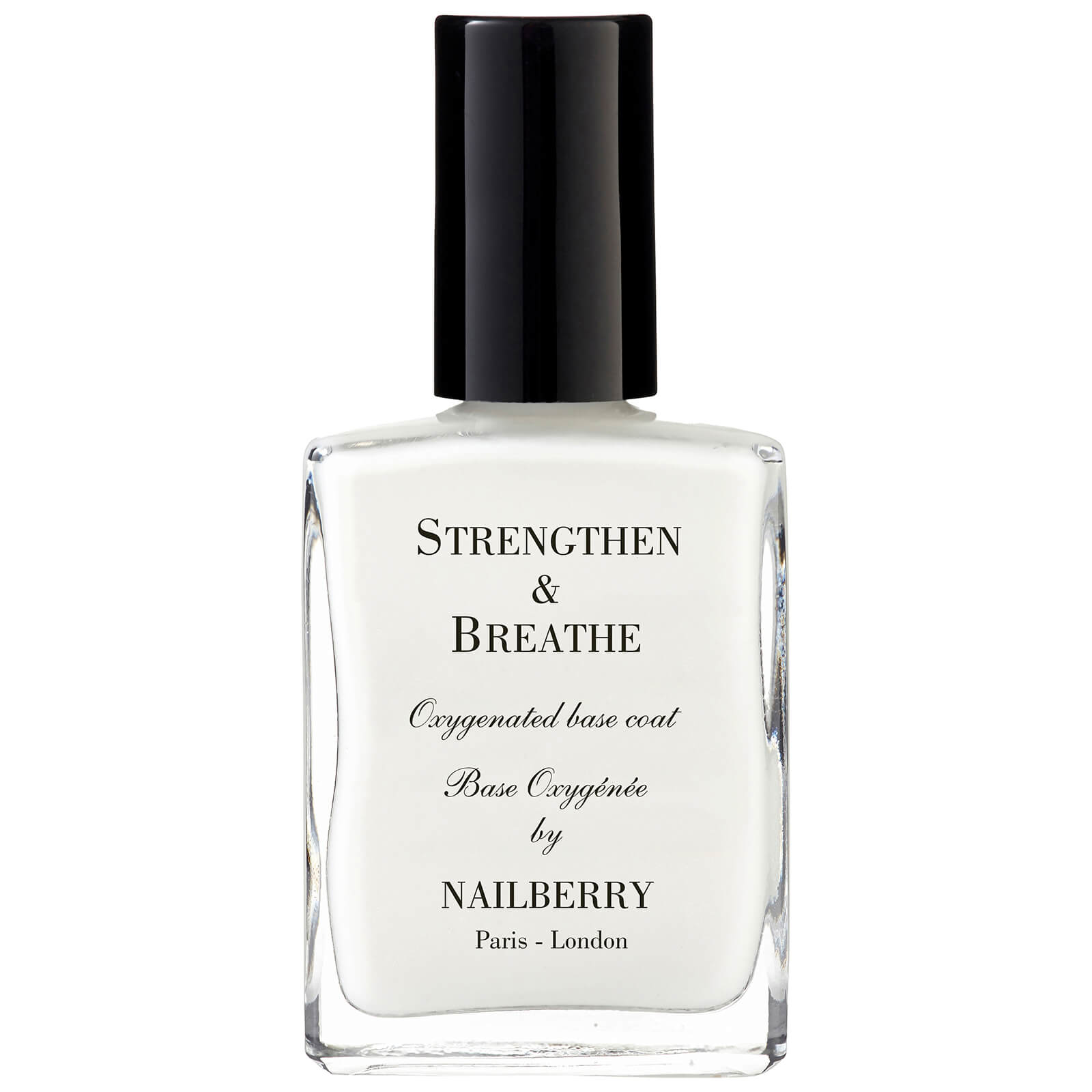 Купить Nailberry Strengthen & Breathe Oxygenated Strengthening Base Coat