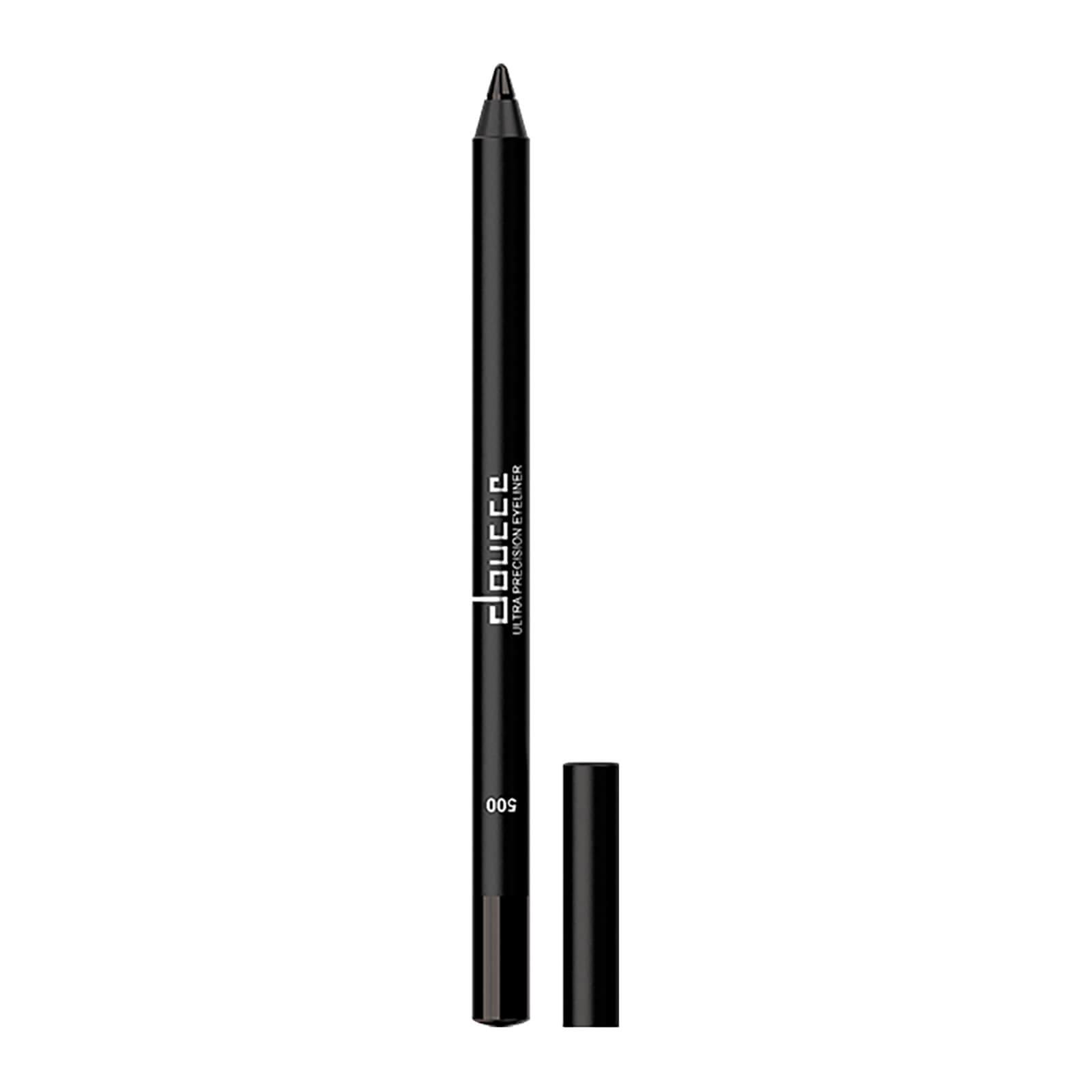 Купить Мягкий водостойкий карандаш для глаз doucce Ultra Precision Eyeliner— Black 1, 2г