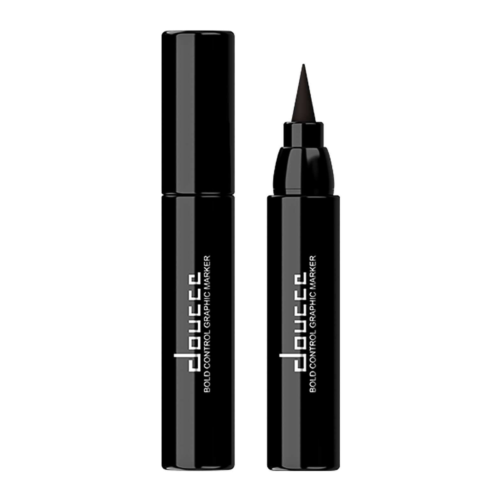 Купить Тонкая подводка-фломастер для глаз doucce Bold Control Graphic Marker— Black 2, 5г