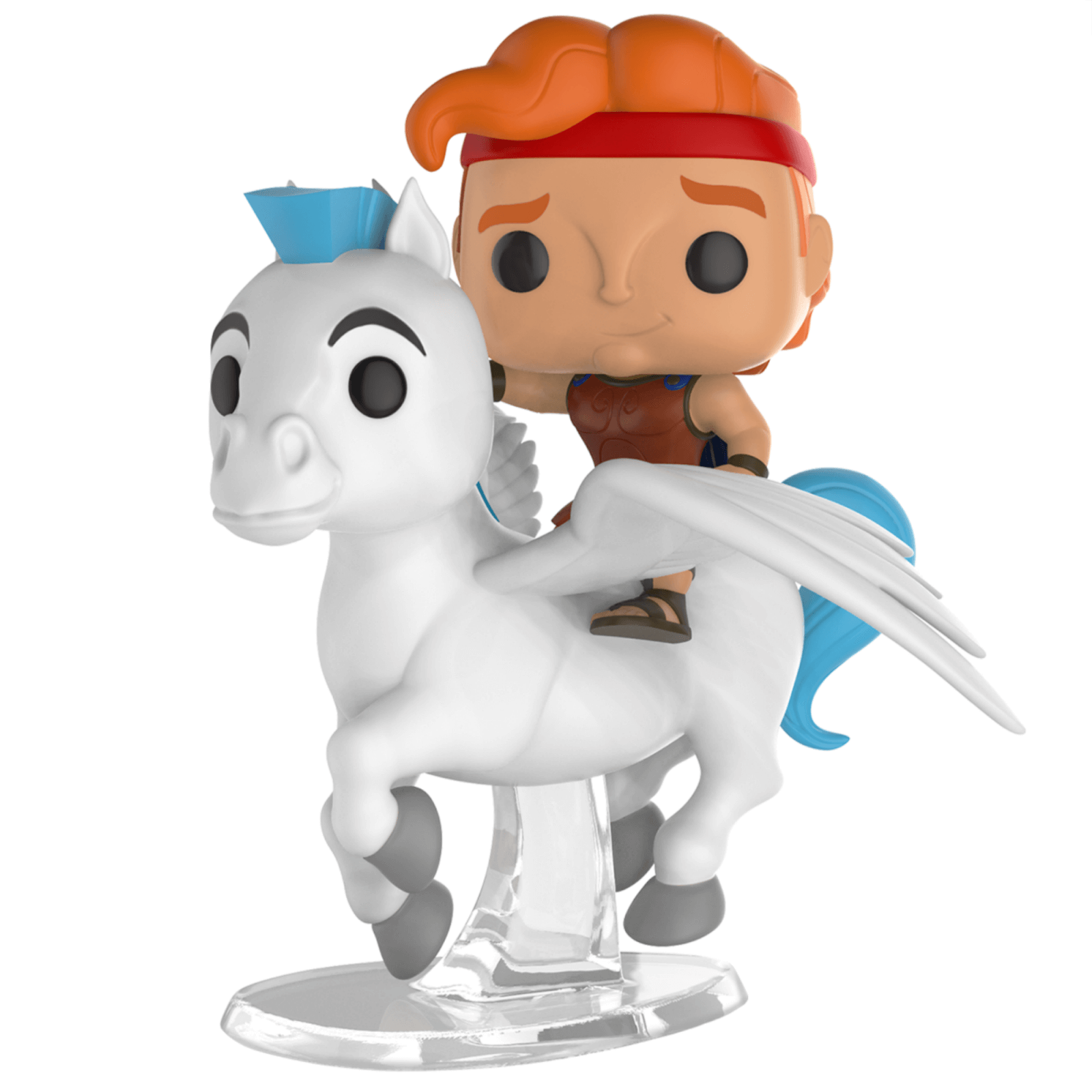 Disney Hercules Hercules a cavallo di Pegaso Pop! Vinyl Ride