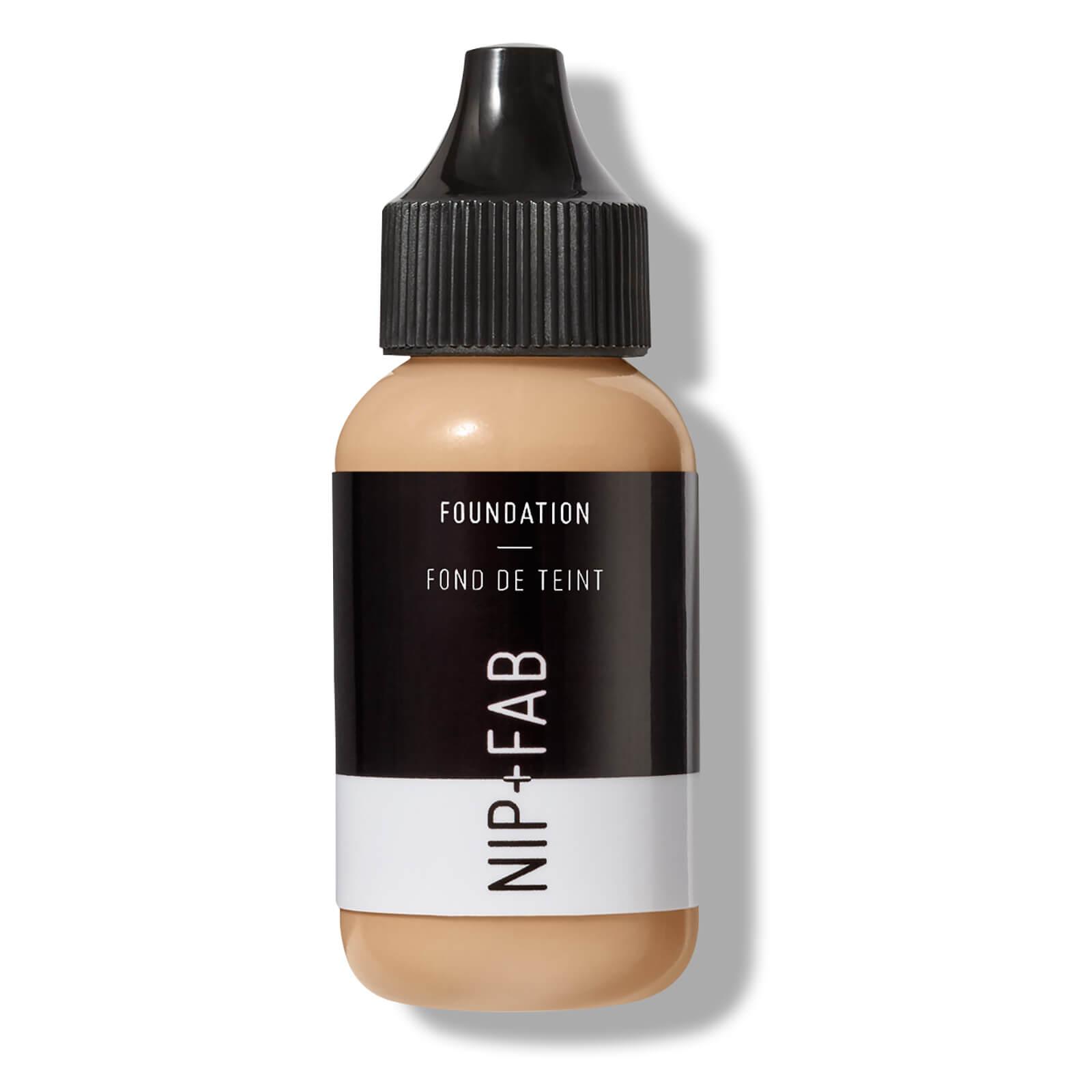 Купить Тональная основа NIP + FAB Make Up Foundation 30 мл (различные оттенки) - 20