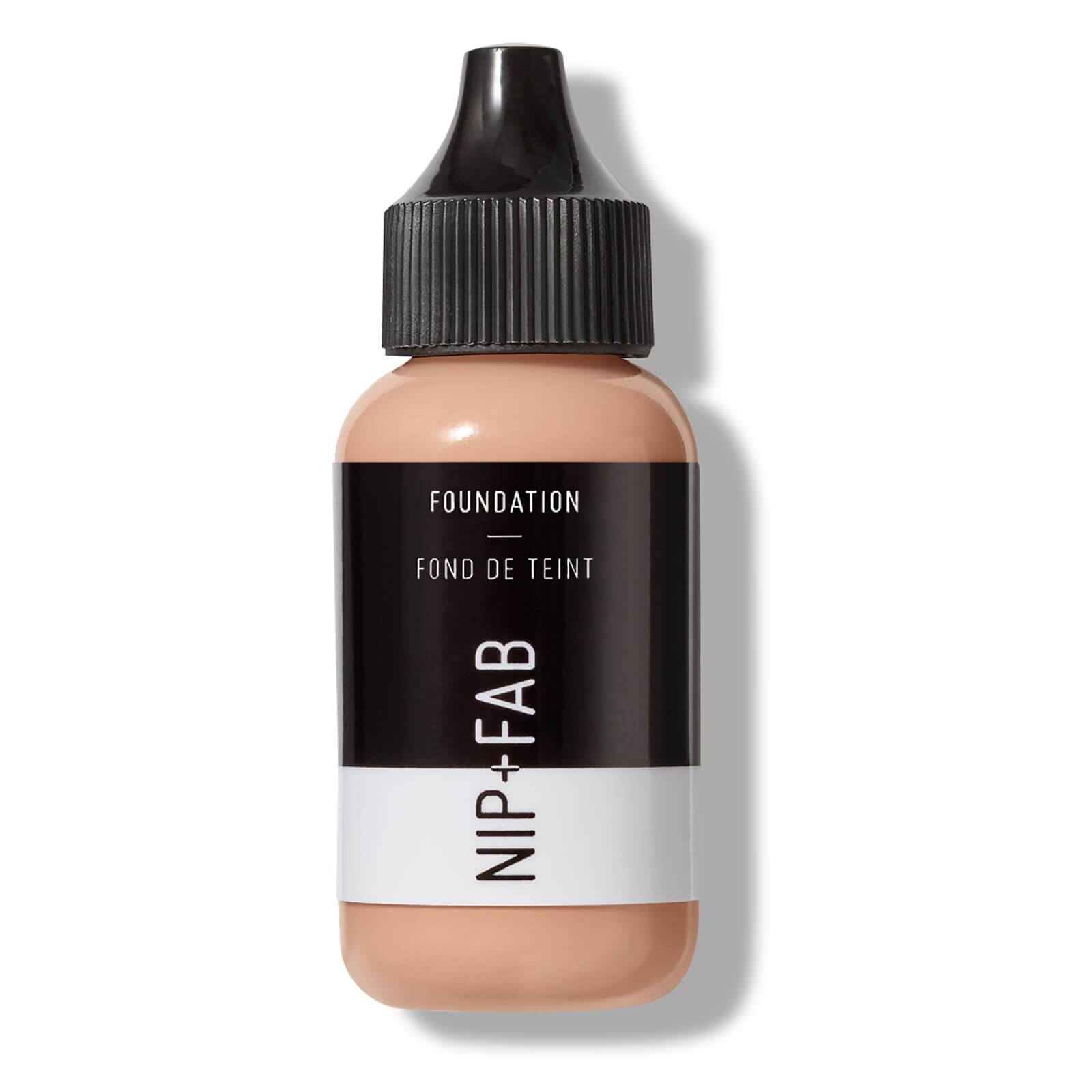 Купить Тональная основа NIP + FAB Make Up Foundation 30 мл (различные оттенки) - 30