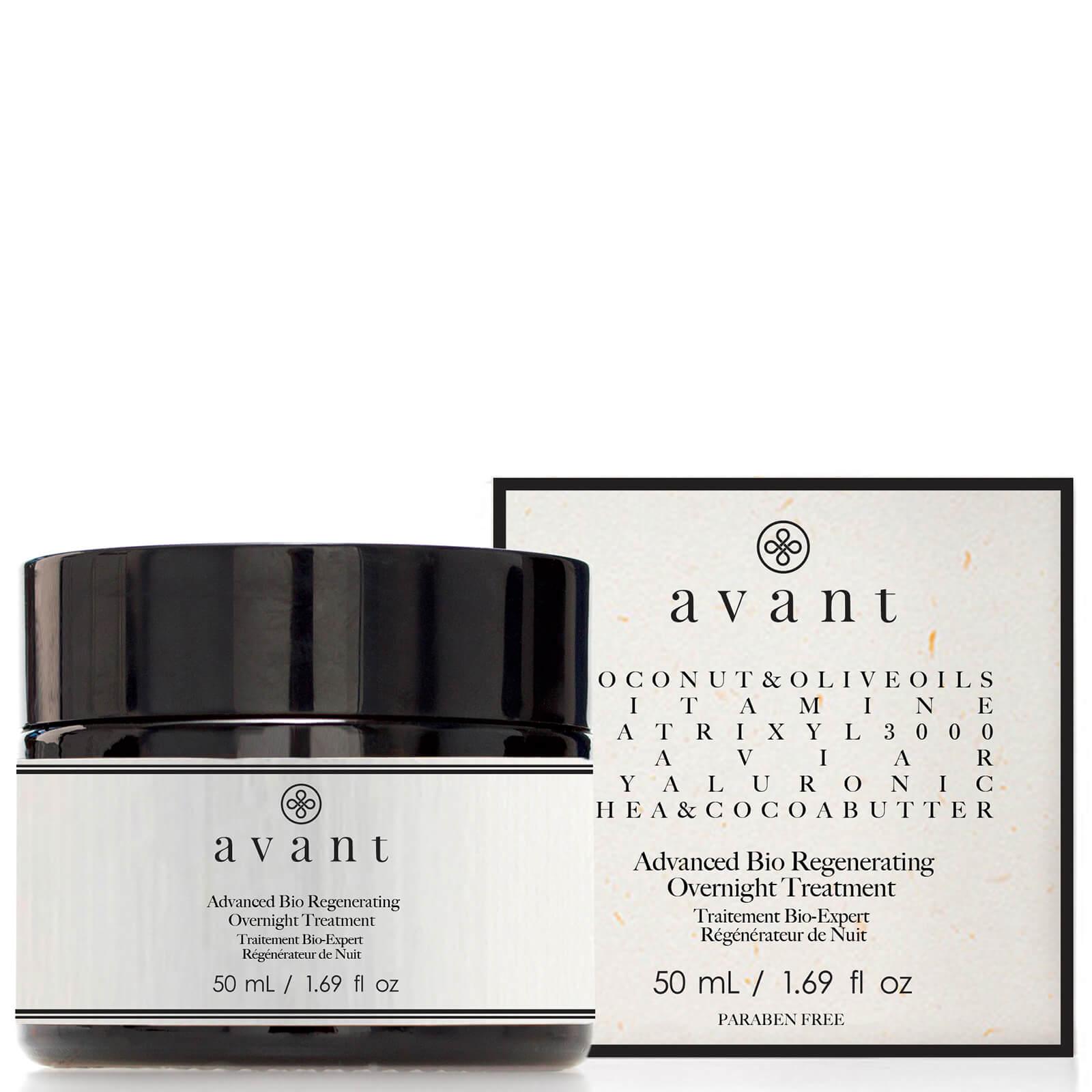 Купить Регенерирующий ночной крем для лица Avant Skincare Advanced Bio Regenerating Overnight Treatment 50мл