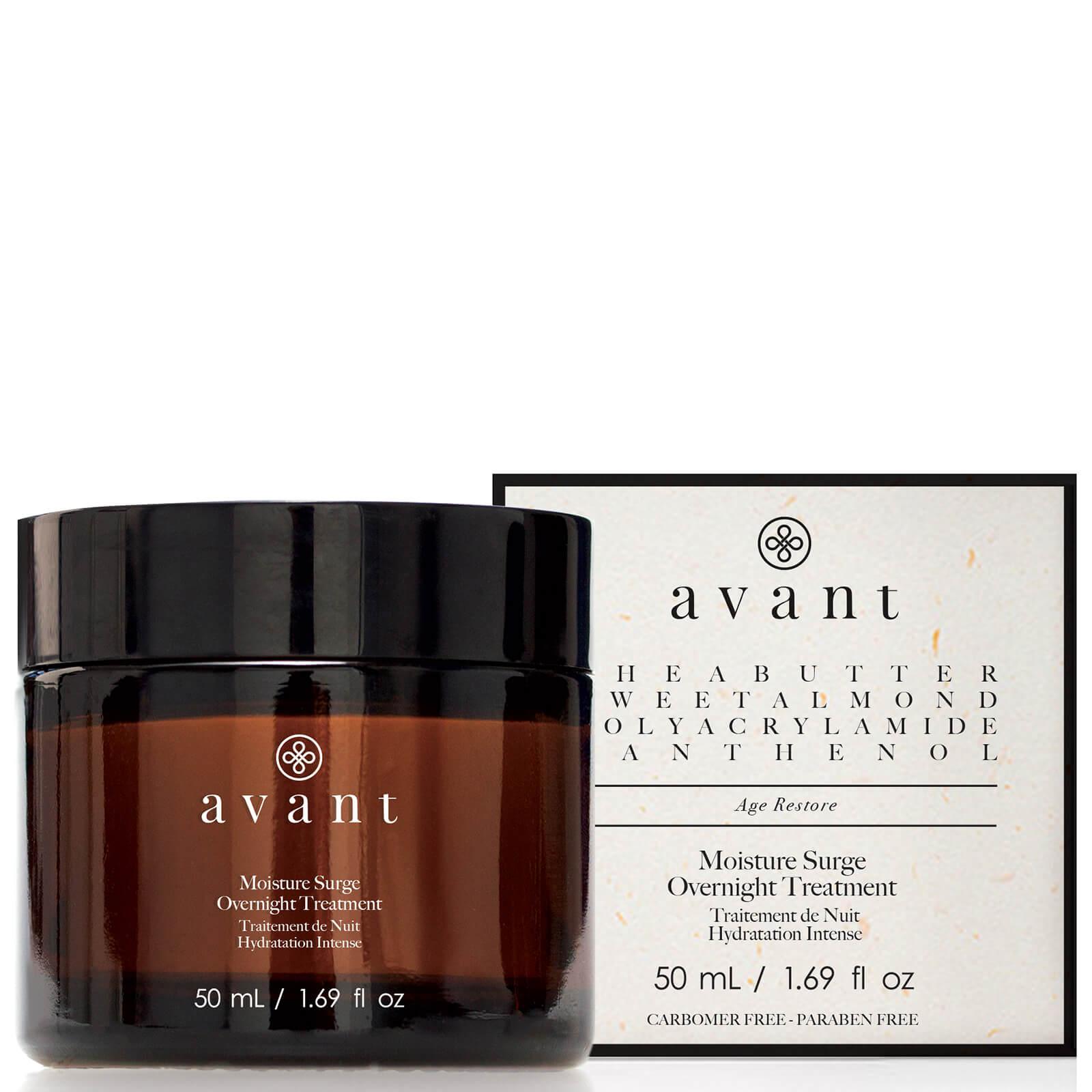 Купить Интенсивный увлажняющий ночной крем для лица Avant Skincare Moisture Surge Overnight Treatment 50мл