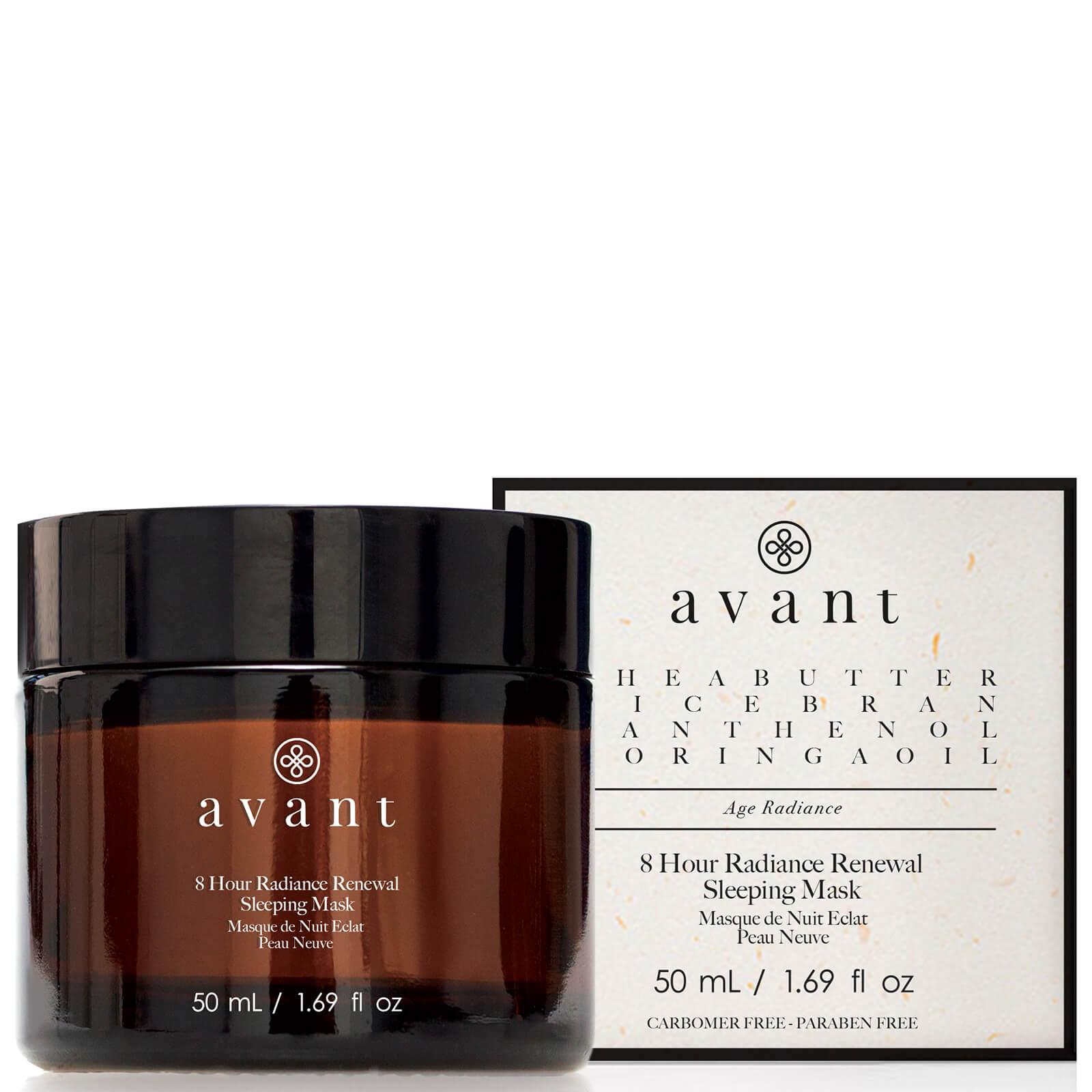 Купить Ночная маска для обновления и восстановления сияния кожи за 8 часов Avant Skincare 8 Hour Radiance Renewal Sleeping Mask 50мл