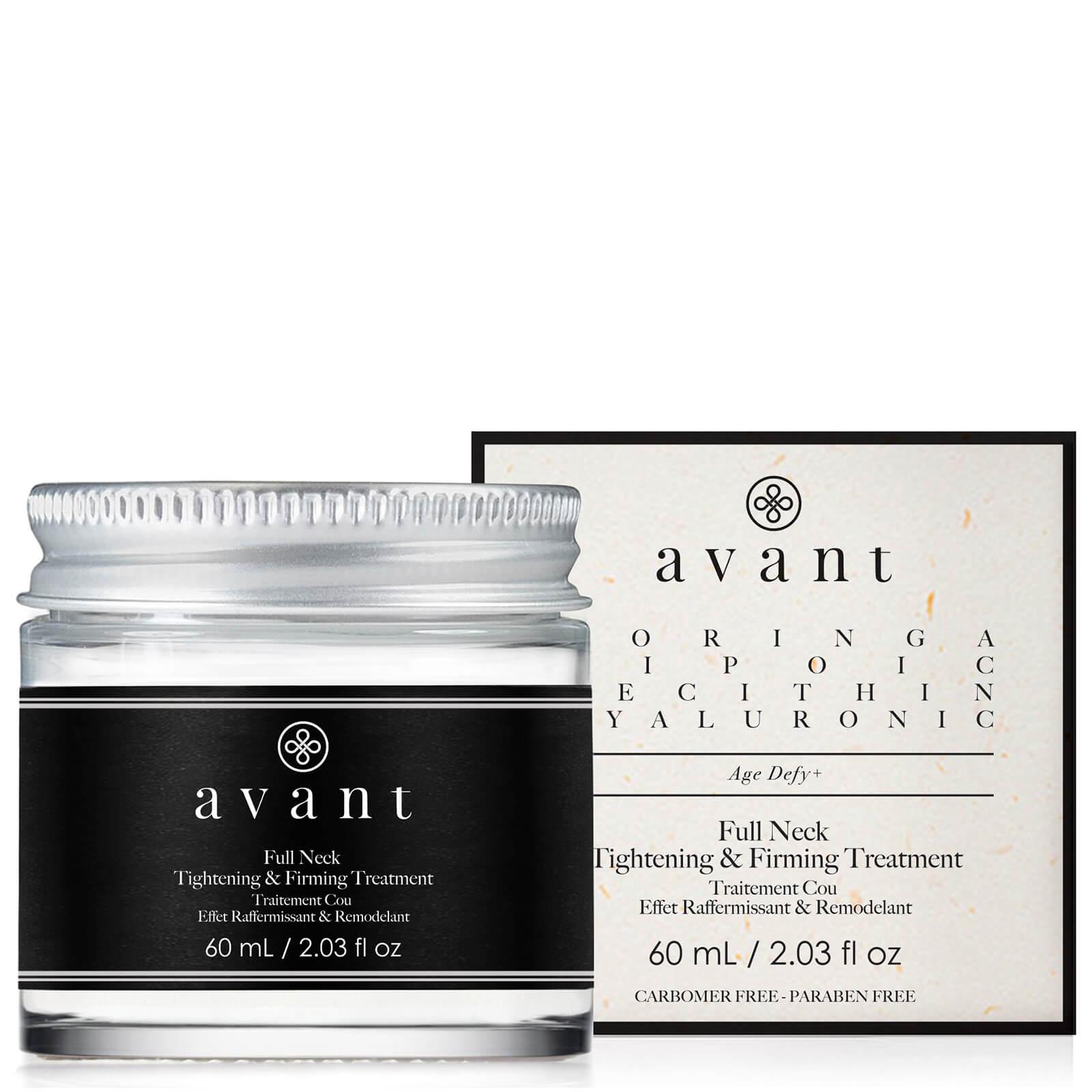 Купить Подтягивающий и укрепляющий кожу крем для шеи Avant Skincare Full Neck Tightening and Firming Treatment 60мл
