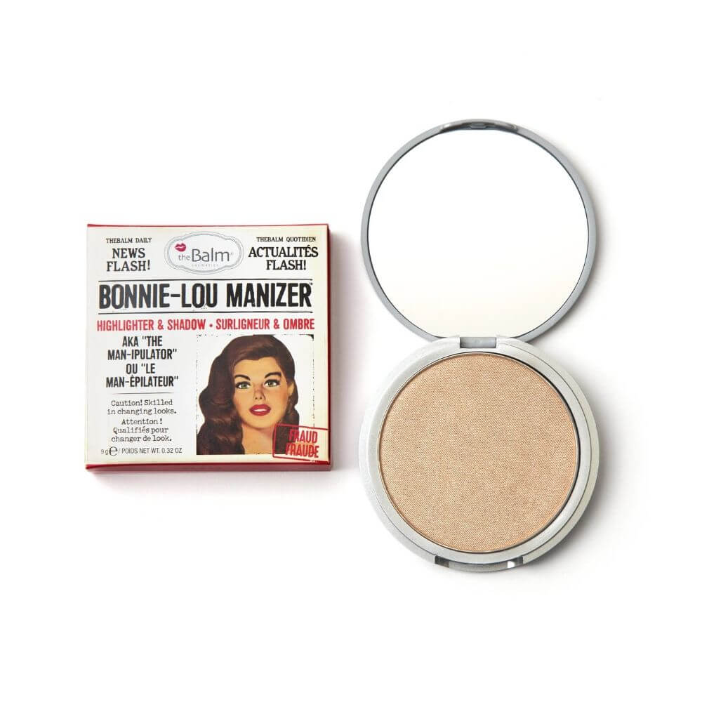 Купить TheBalm Bonnie-Lou Manizer Highlighter