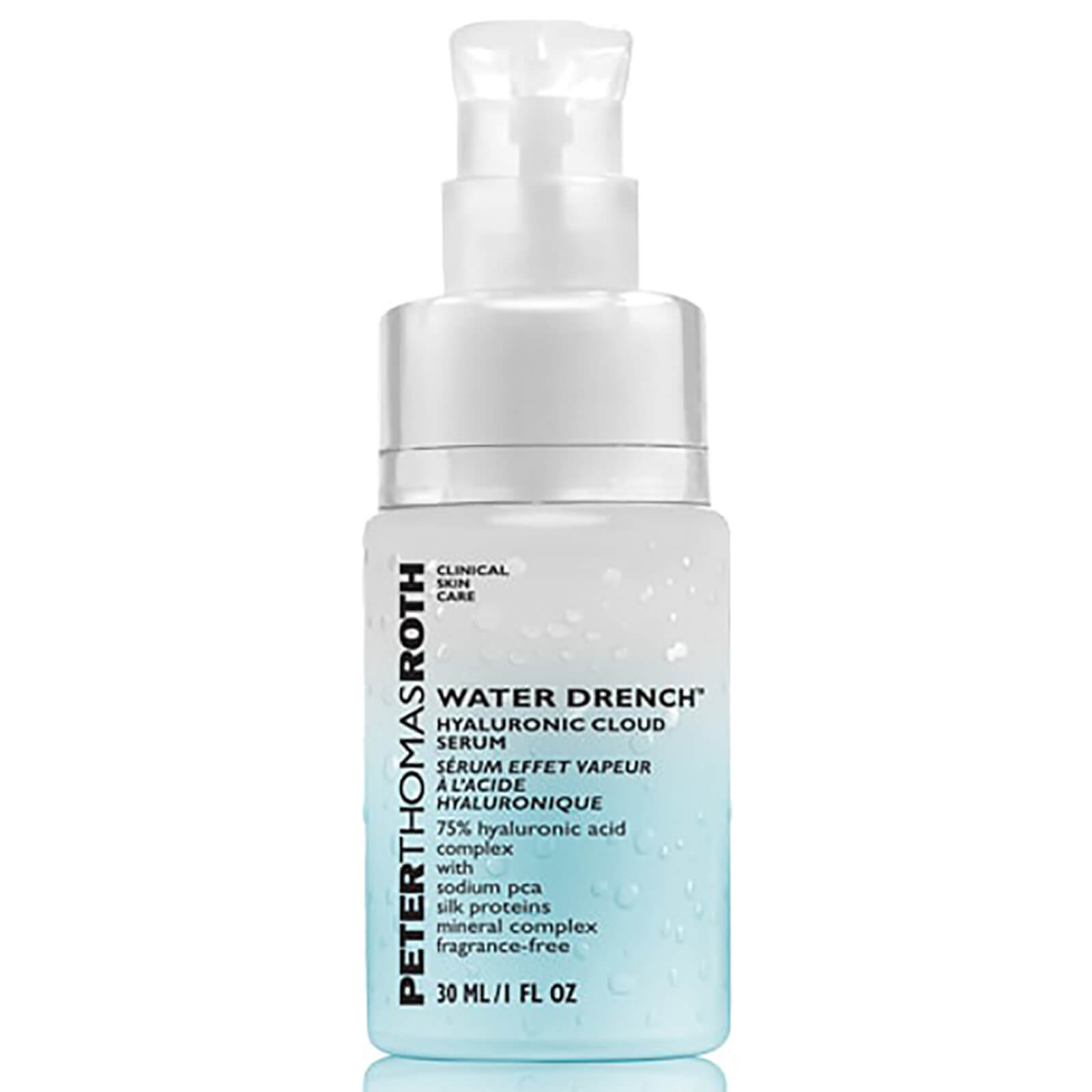 Купить Peter Thomas Roth Water Drench Hyaluronic Cloud Serum 1oz
