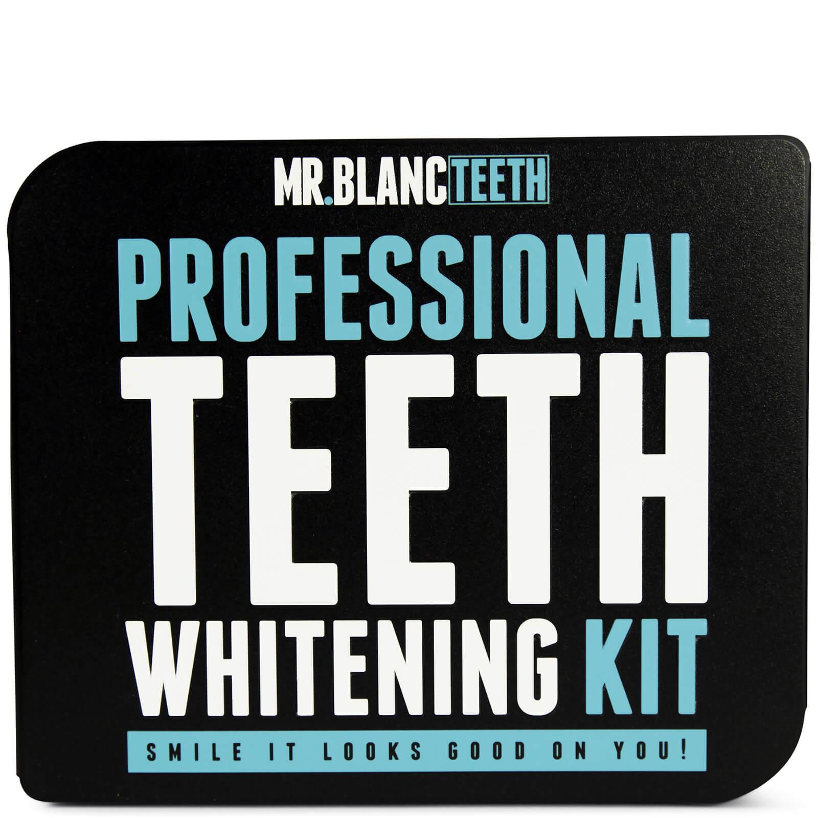 Mr Blanc Teeth set prodotti sbiancanti